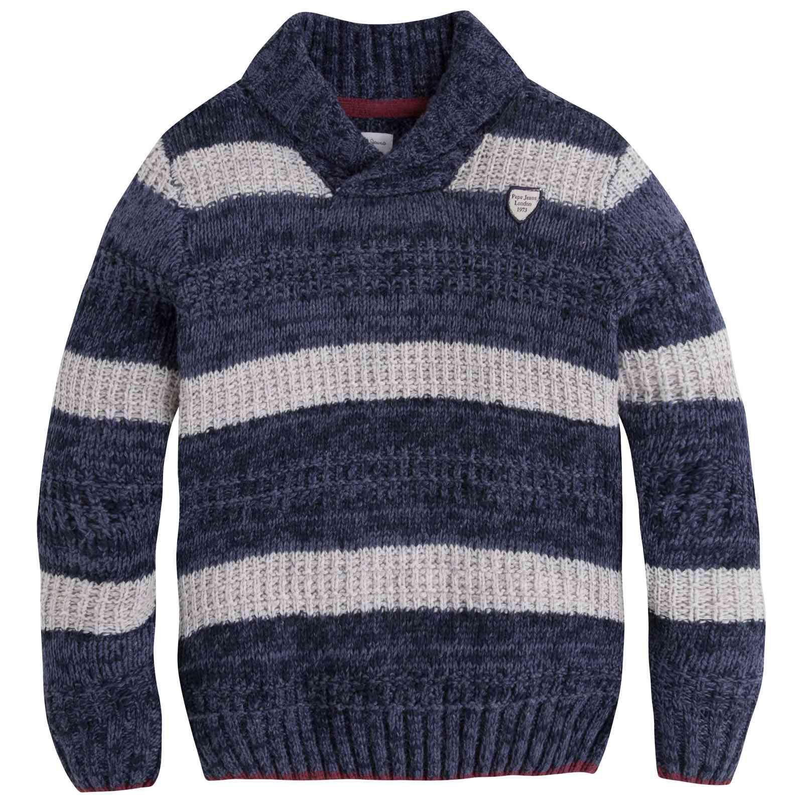 Pepe Jeans London Gordon - Pull - bleu