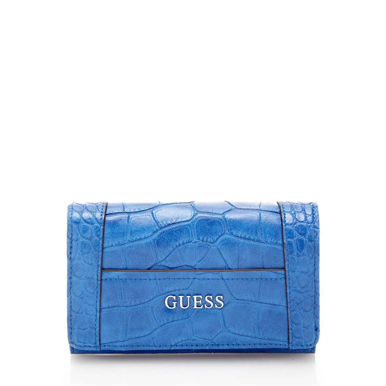 Guess Delaney - Portefeuille - bleu