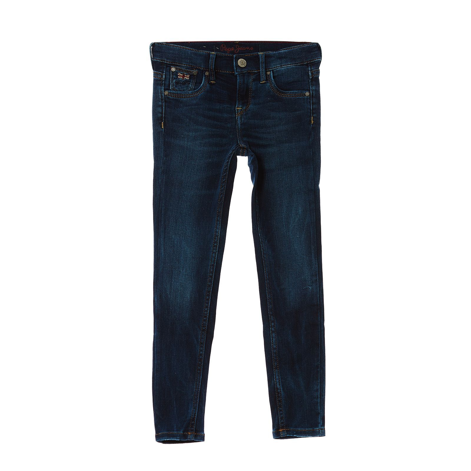 Pepe Jeans London SNICKER - Jean slim - denim bleu