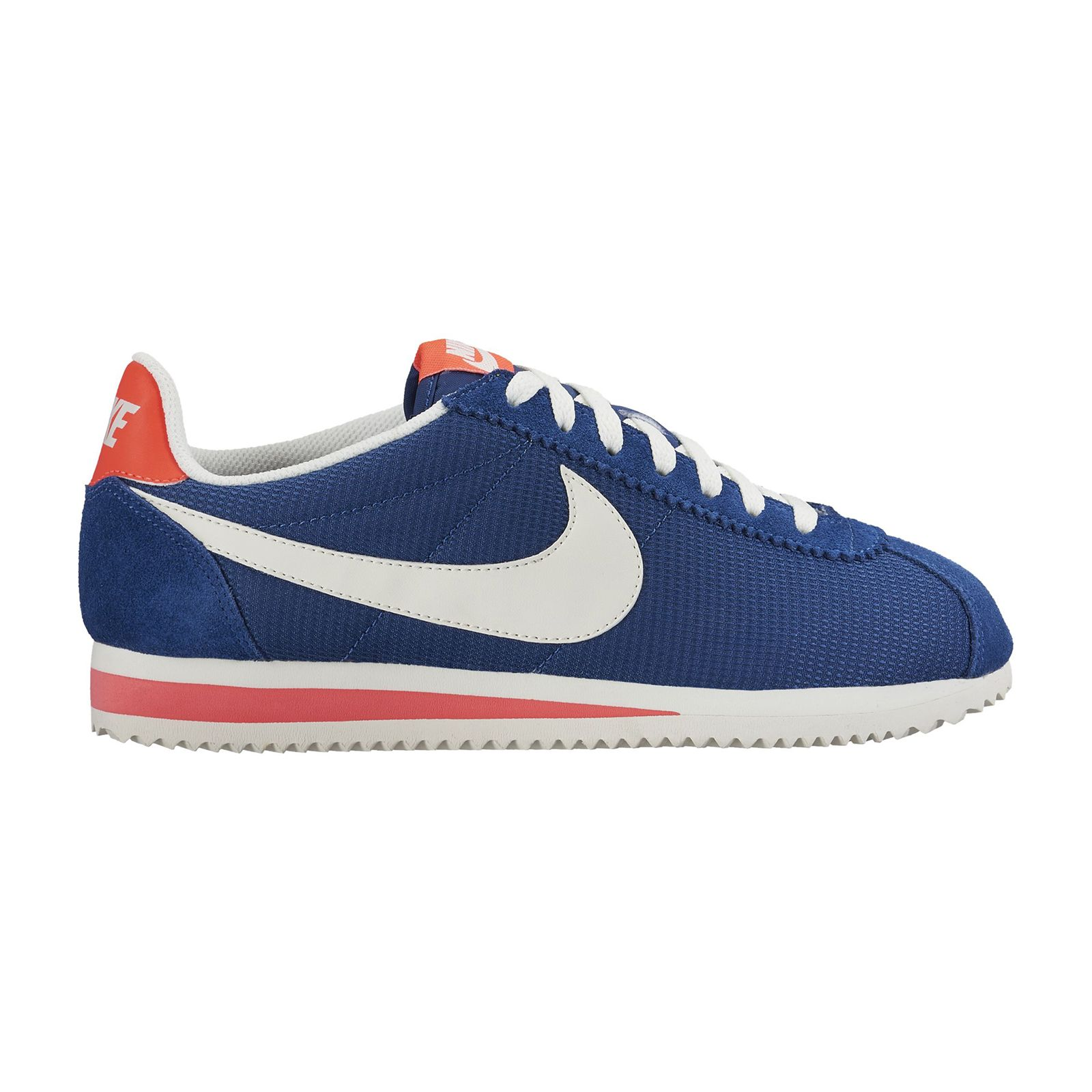 nike classic cortez basket bleu brandalley. Black Bedroom Furniture Sets. Home Design Ideas