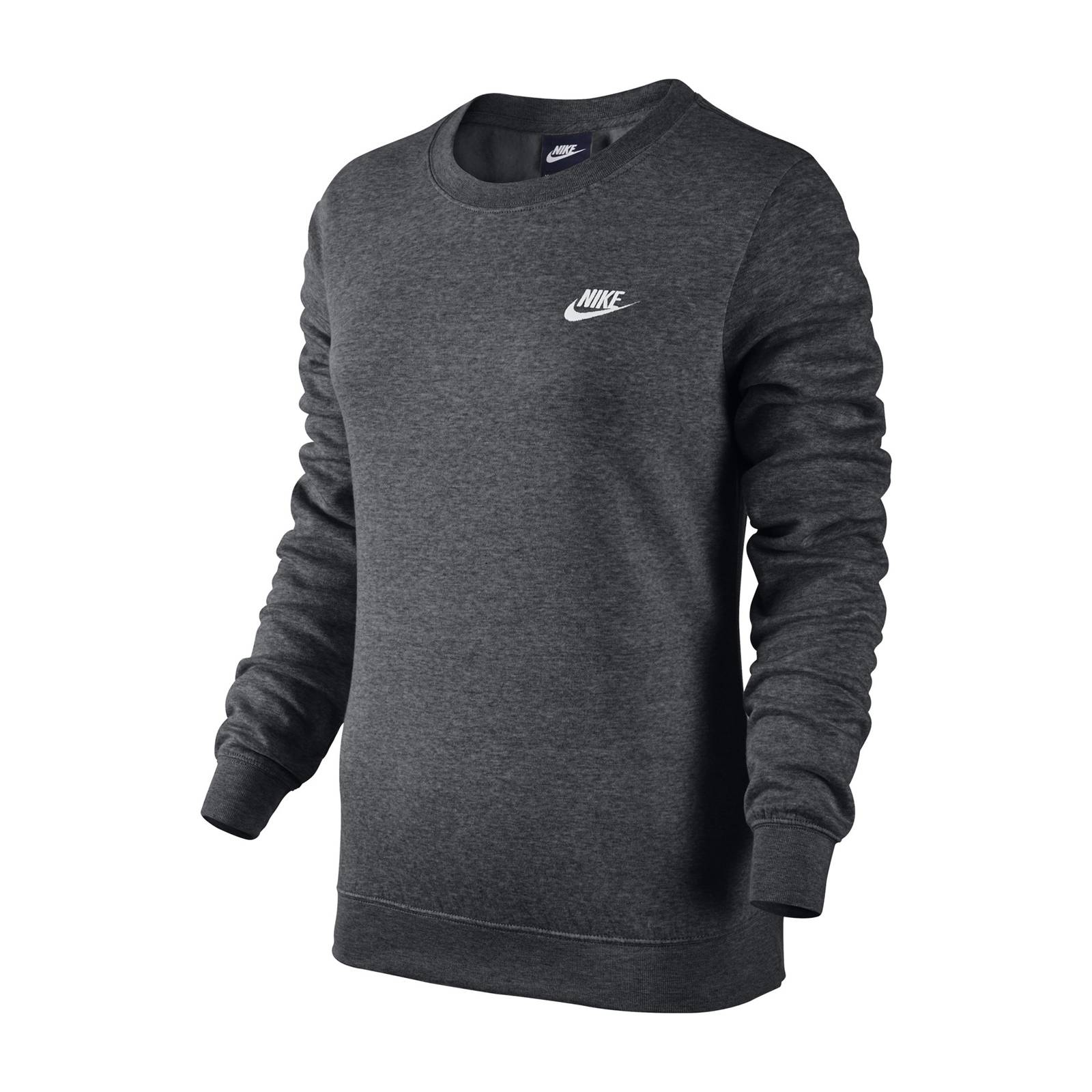 nike sweat shirt gris fonc brandalley. Black Bedroom Furniture Sets. Home Design Ideas