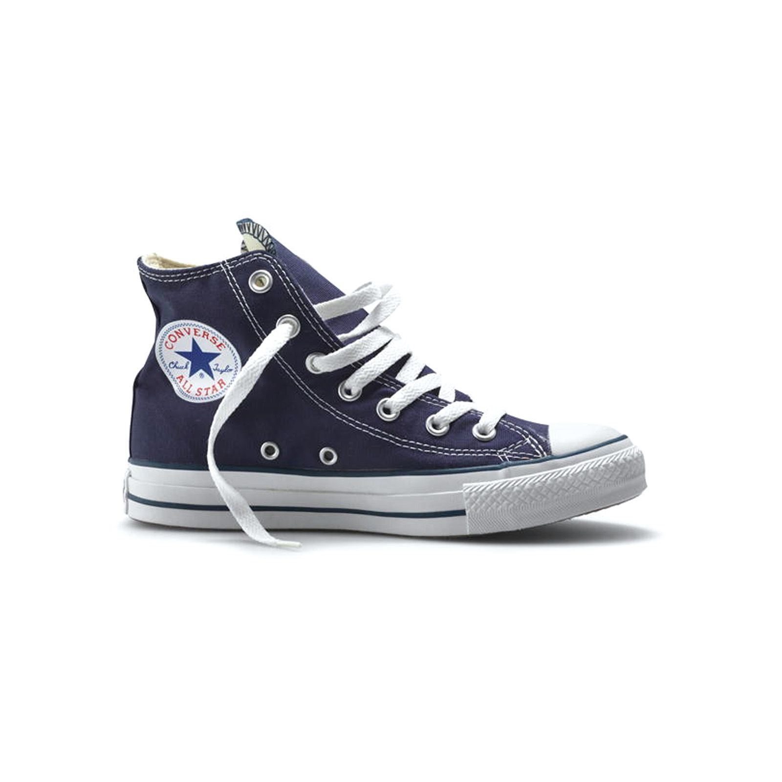 converse ctas hi baskets mode montantes bleu marine brandalley. Black Bedroom Furniture Sets. Home Design Ideas