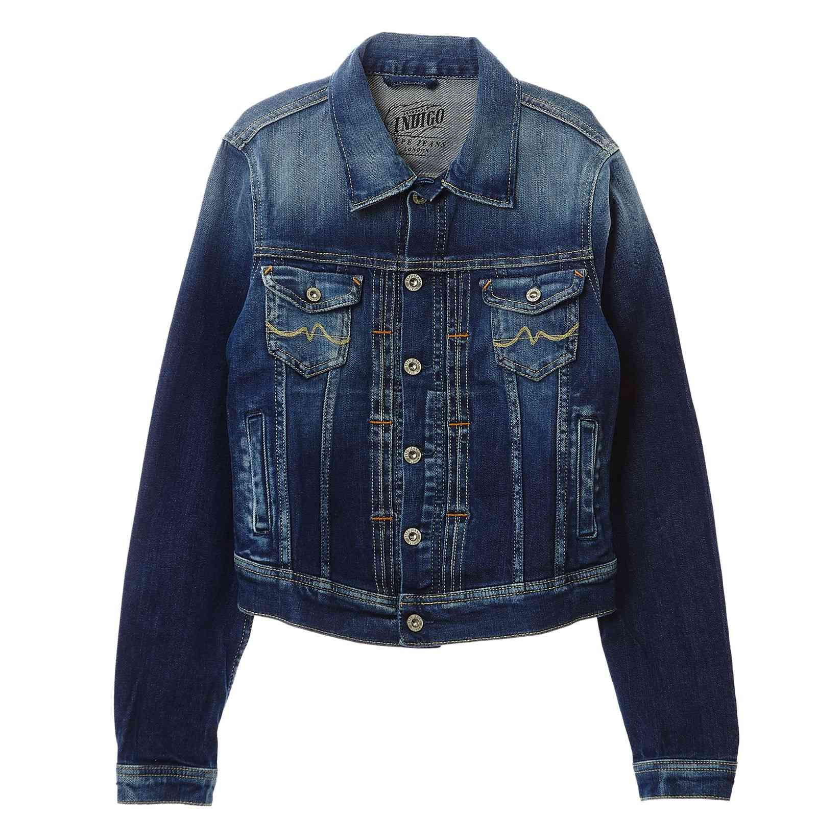 Pepe Jeans London Mikas - Veste en jean - denim bleu