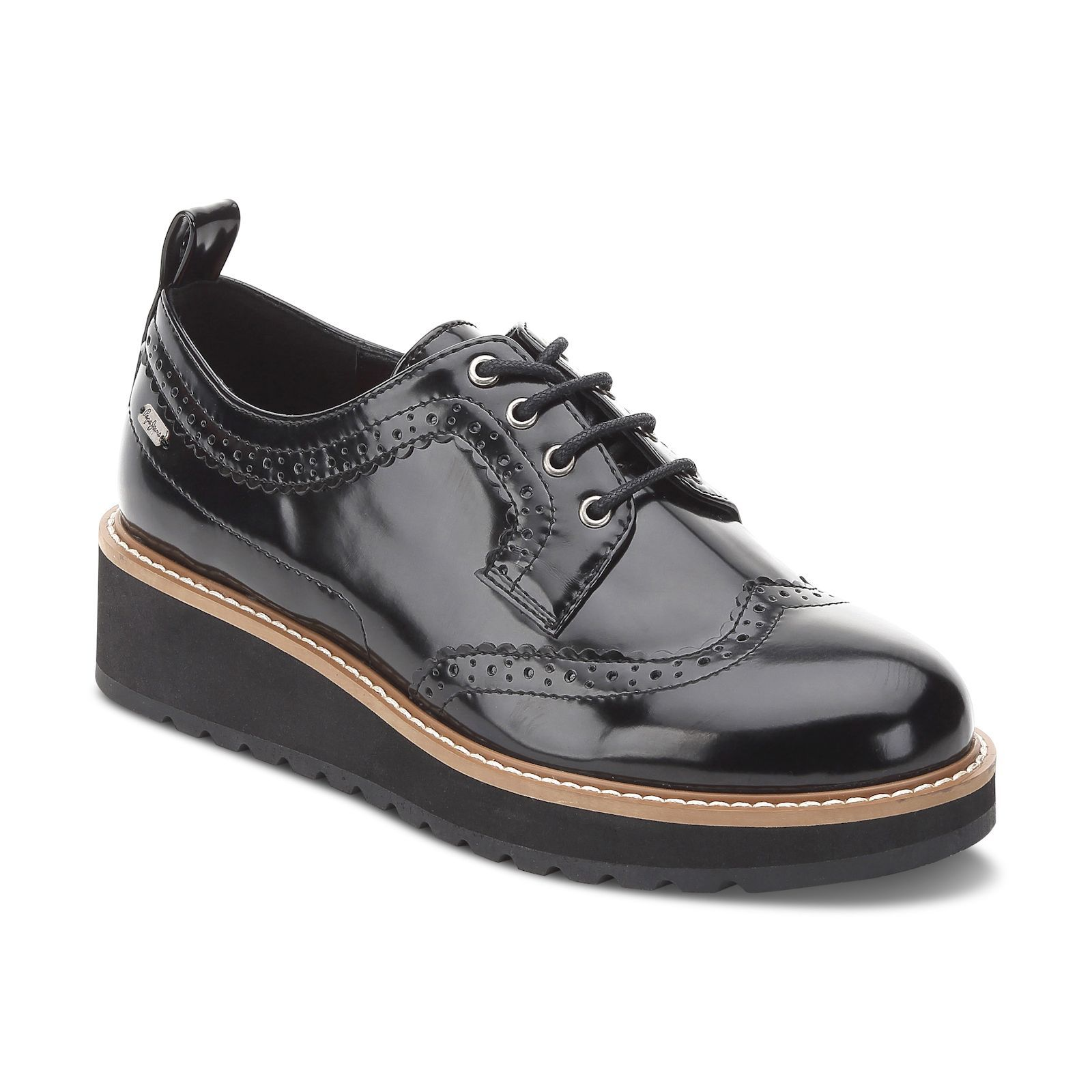 Pepe Jeans Footwear Ramsy - Derbies - noir