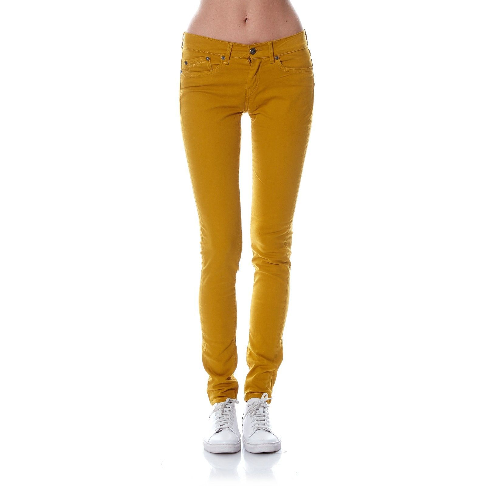 Jeans Jean Slim Brandalley Skinny London Pepe Pixie Moutarde gCn6wxRq7x 067b7c854a4