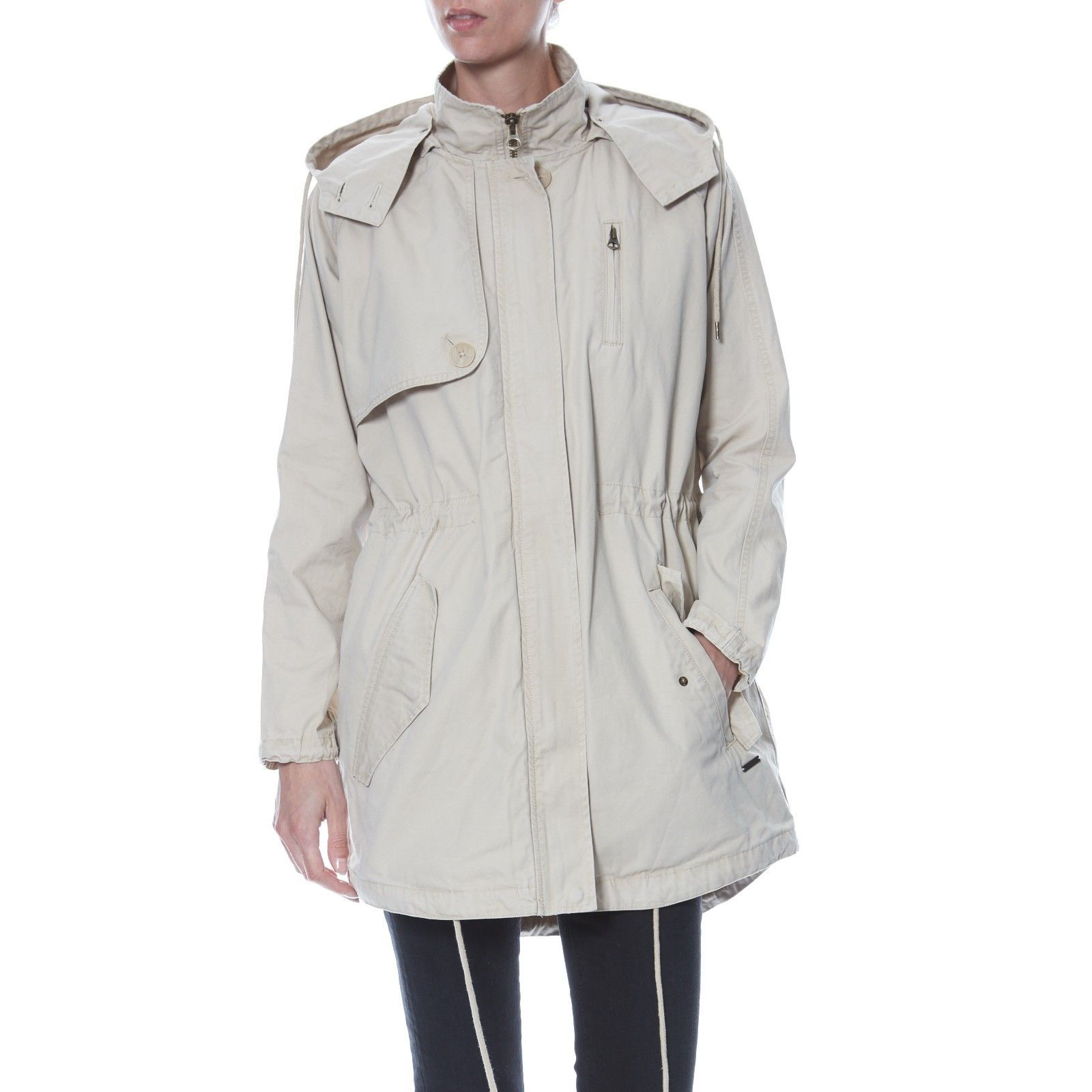 Pepe Jeans London KHELINA - Trench - beige