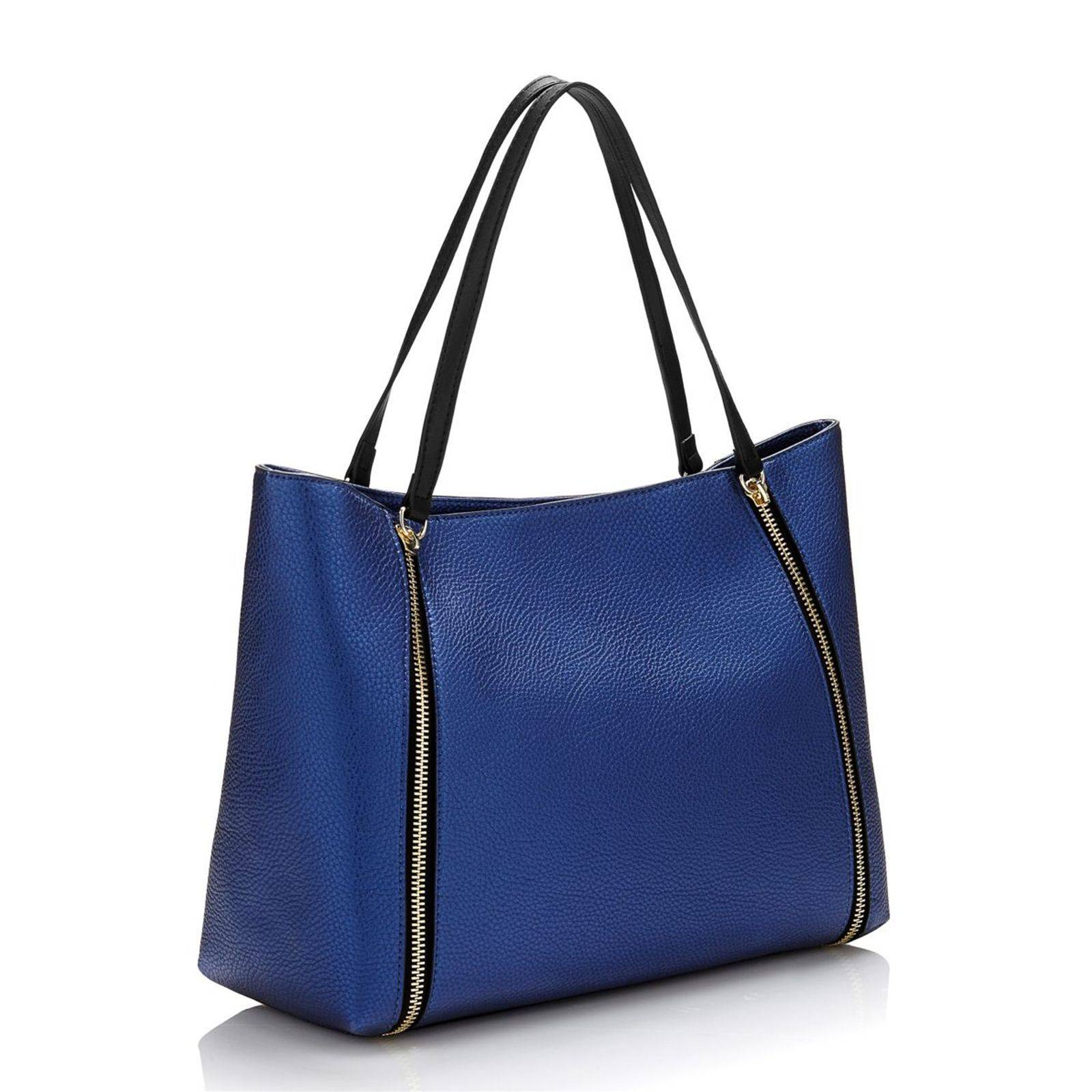393024b490 Angie Angie Angie Sac Cabas Guess Accompagné D'une Brandalley Bleu Pochette  q1Ytwnv