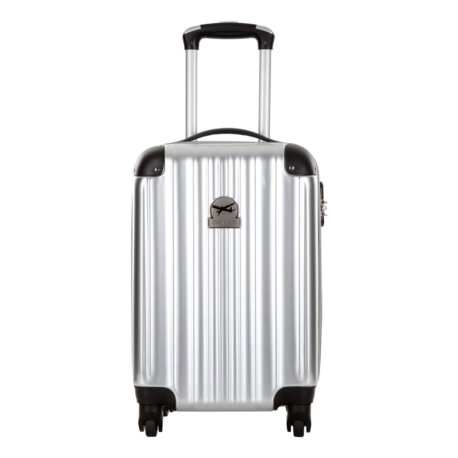 Cabine size agency trolley argento brandalley for Argento cade cabine