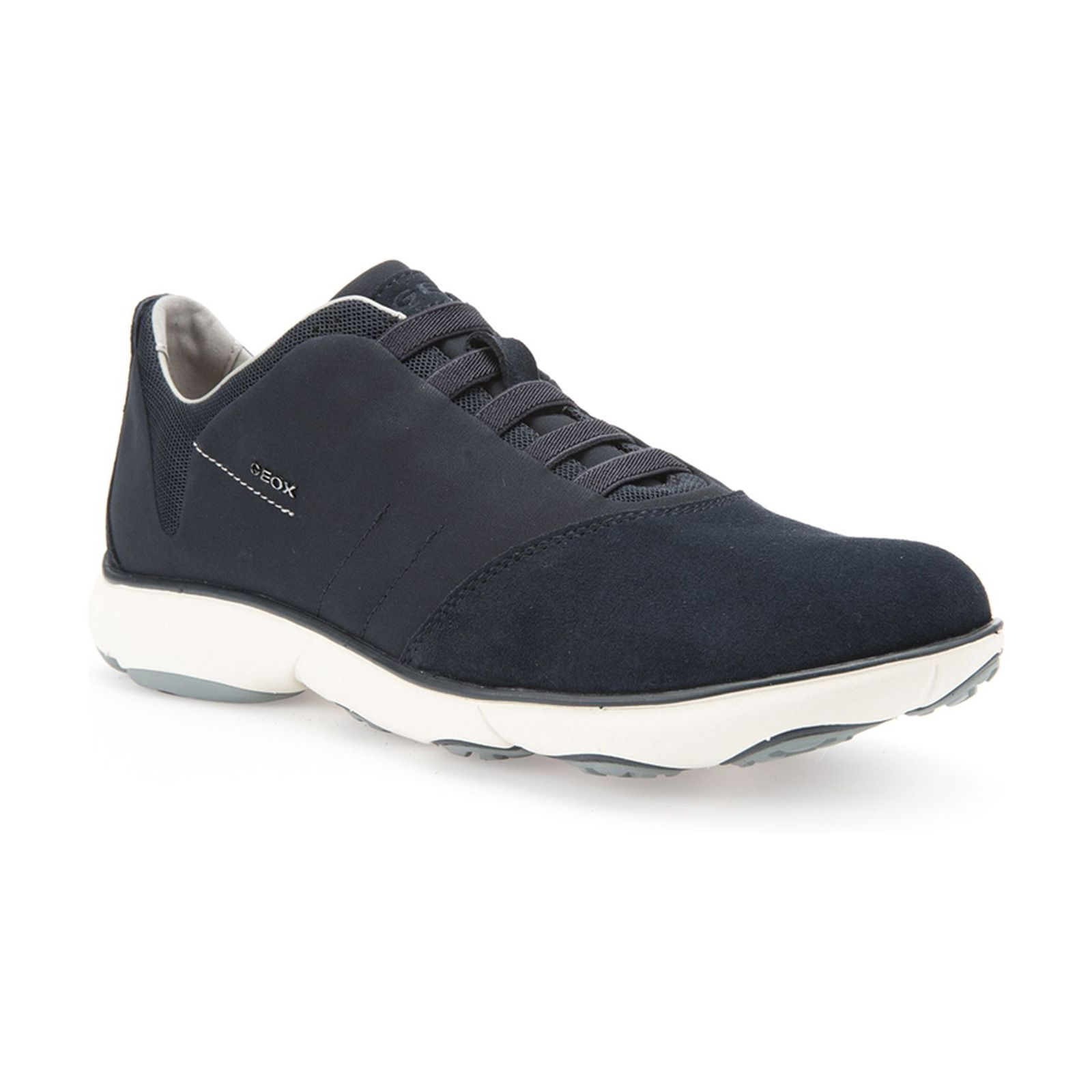 Chaussures Geox Happy bleues Casual homme hXu348iS
