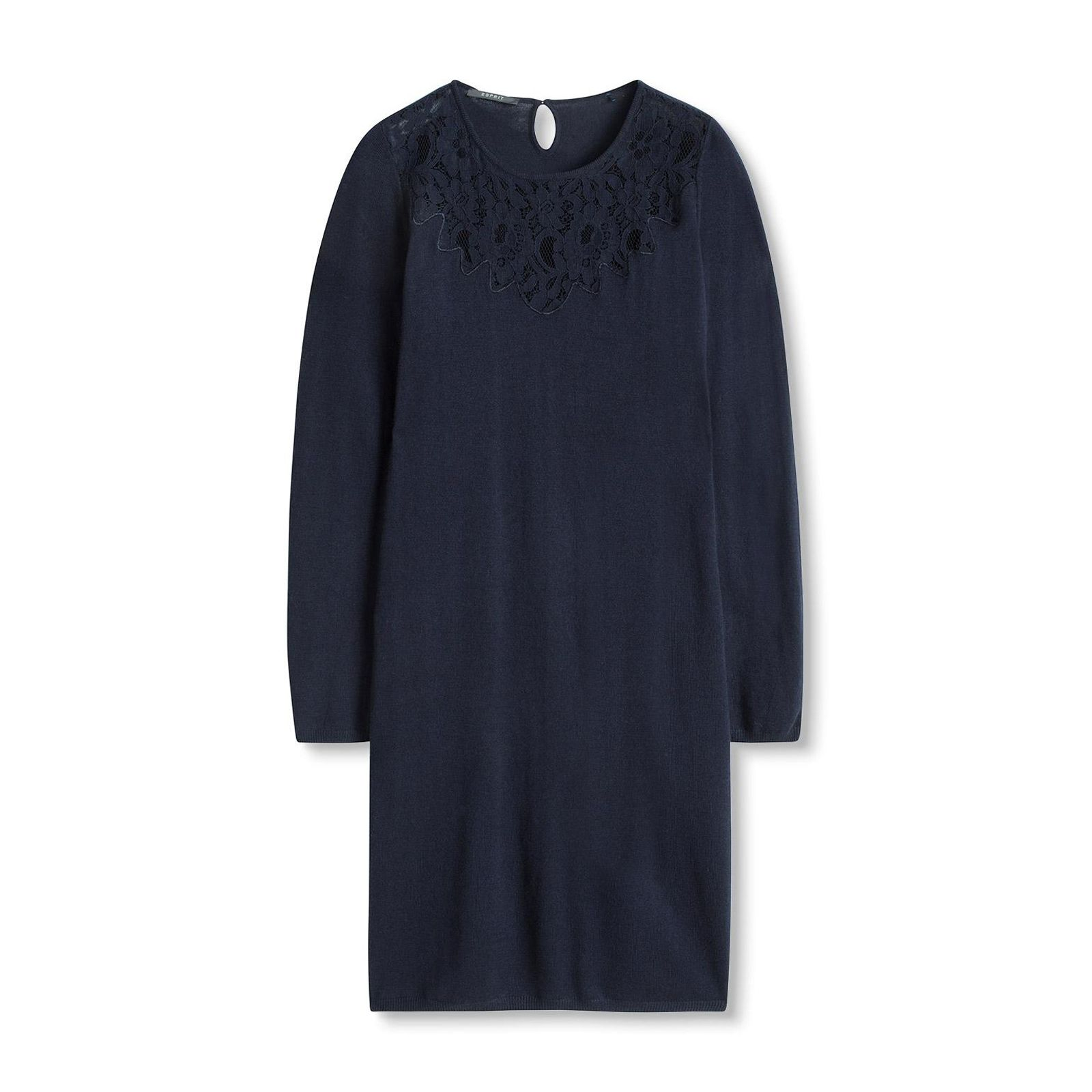 Esprit Collection Robe tunique - bleu marine