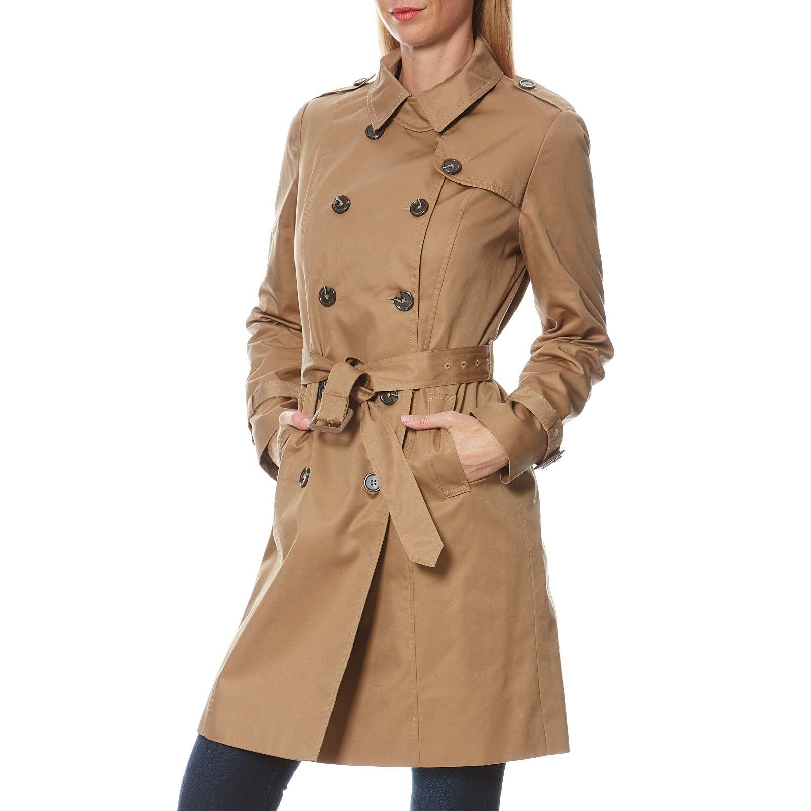 Souvent Caroll Phoenix - Trench - camel   Brandalley JH87 9214ceed0c3