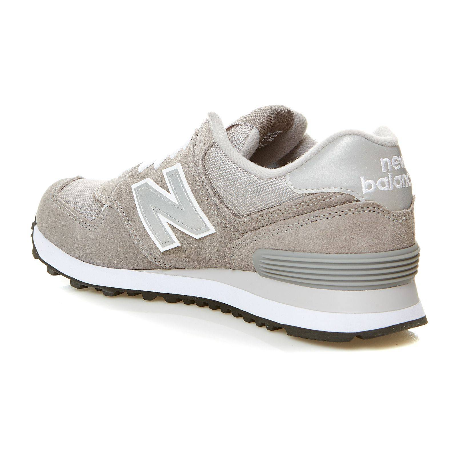 new balance m574 gs turnschuhe sneakers grau brandalley. Black Bedroom Furniture Sets. Home Design Ideas