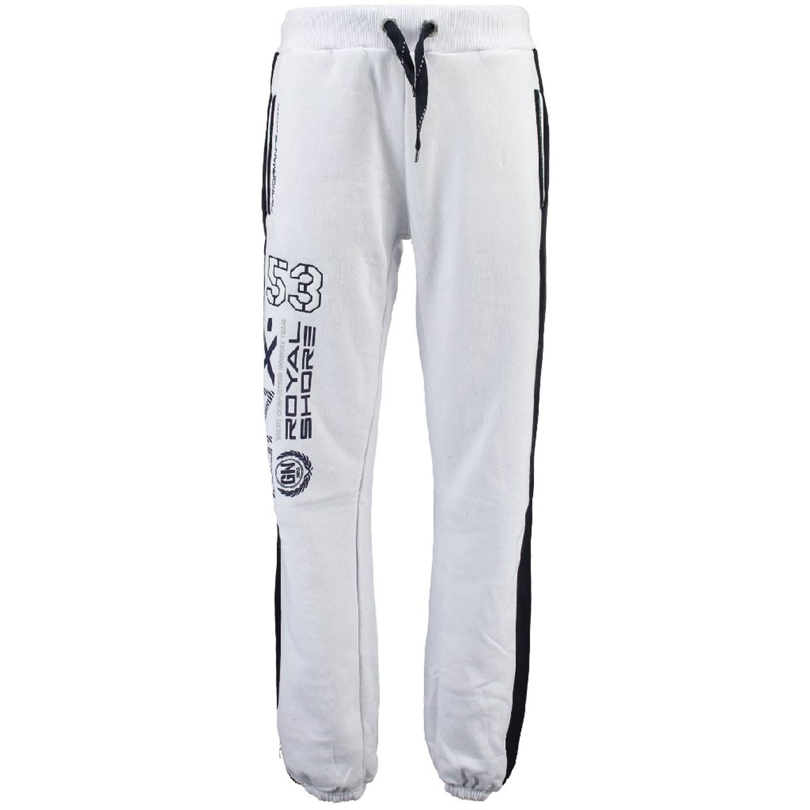 geographical norway mapping pantalon jogging blanc brandalley. Black Bedroom Furniture Sets. Home Design Ideas