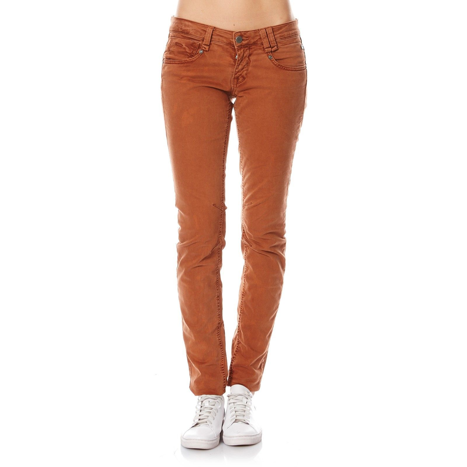Freeman T Porter Dixie Peach  Pantalon  Marron