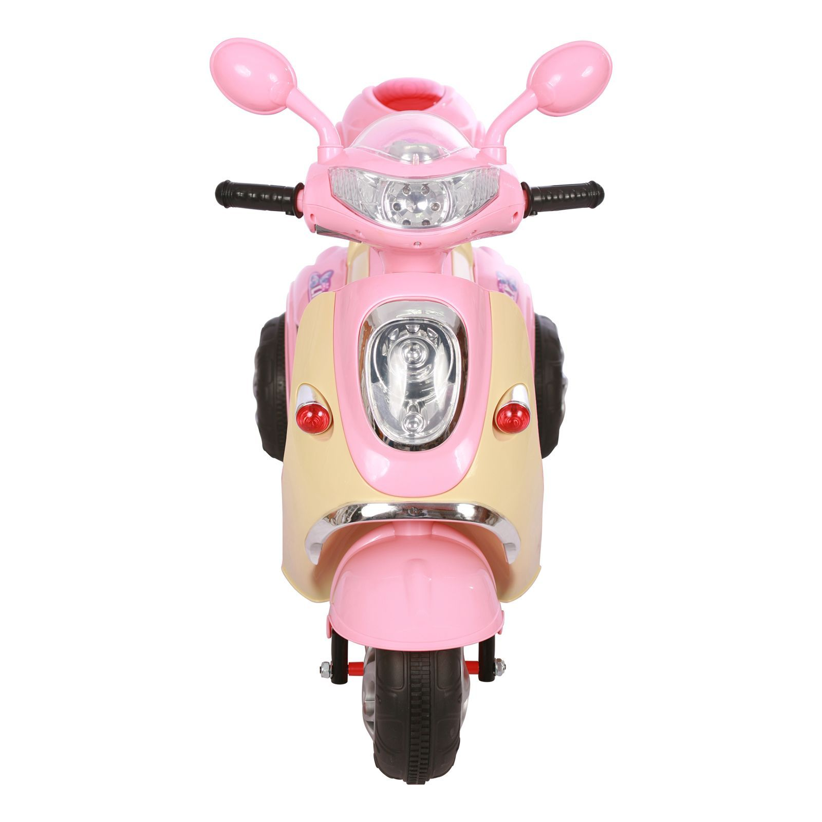 fast and baby scooter lectrique style vespa rose brandalley. Black Bedroom Furniture Sets. Home Design Ideas