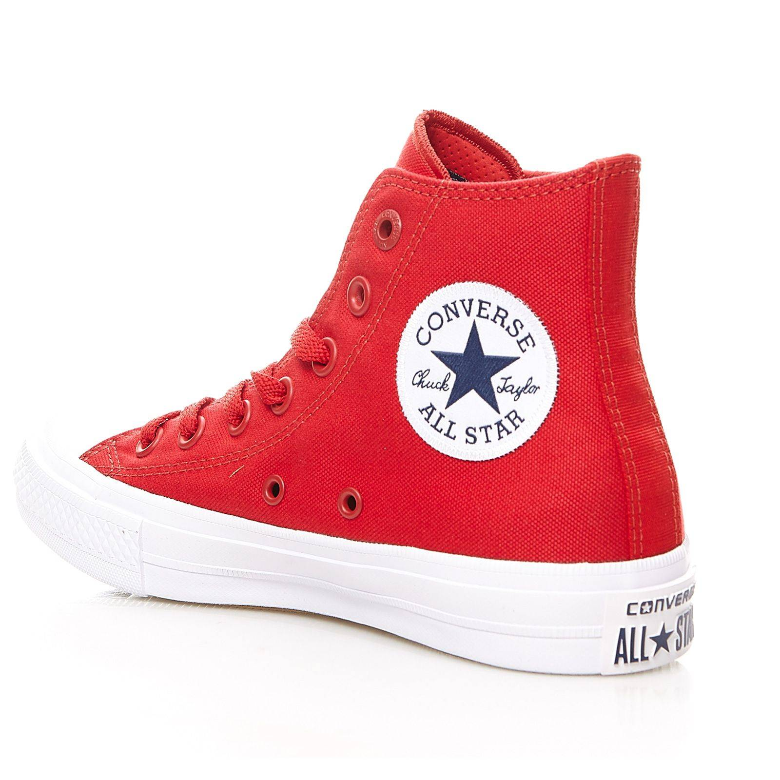 converse chuck taylor 2 rouge
