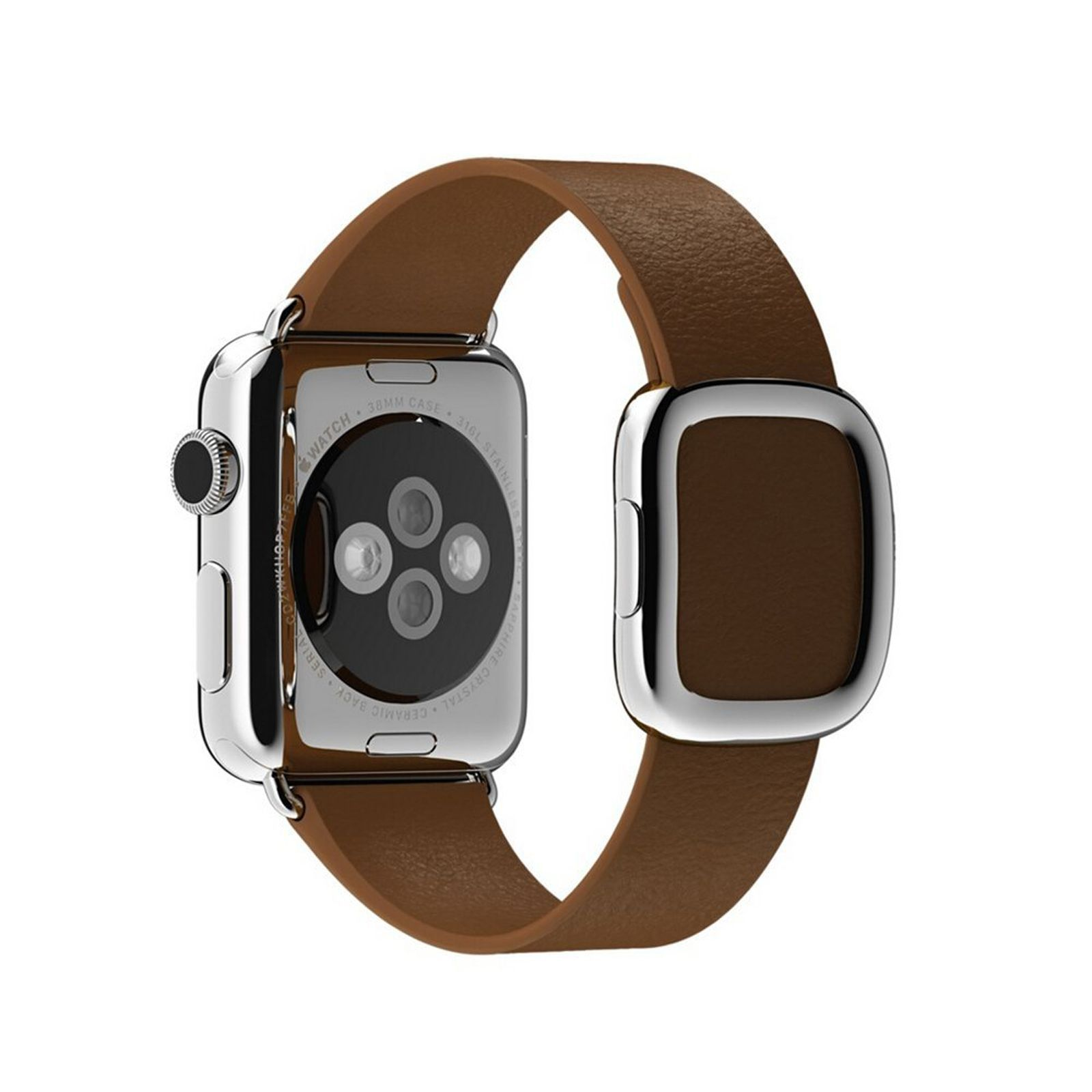 accessoires iphone bracelet en cuir pour apple watch brandalley. Black Bedroom Furniture Sets. Home Design Ideas