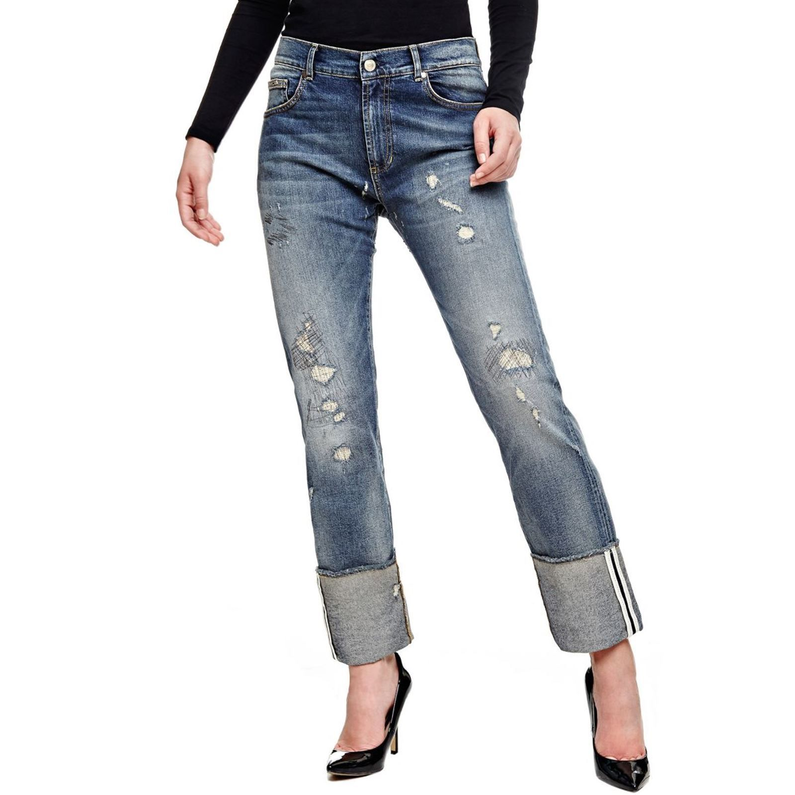 Guess Jean regular - bleu