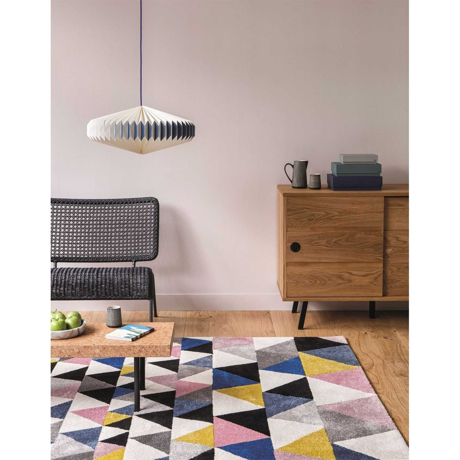 Art For Kids Scandi Tapis Multicolore Brandalley