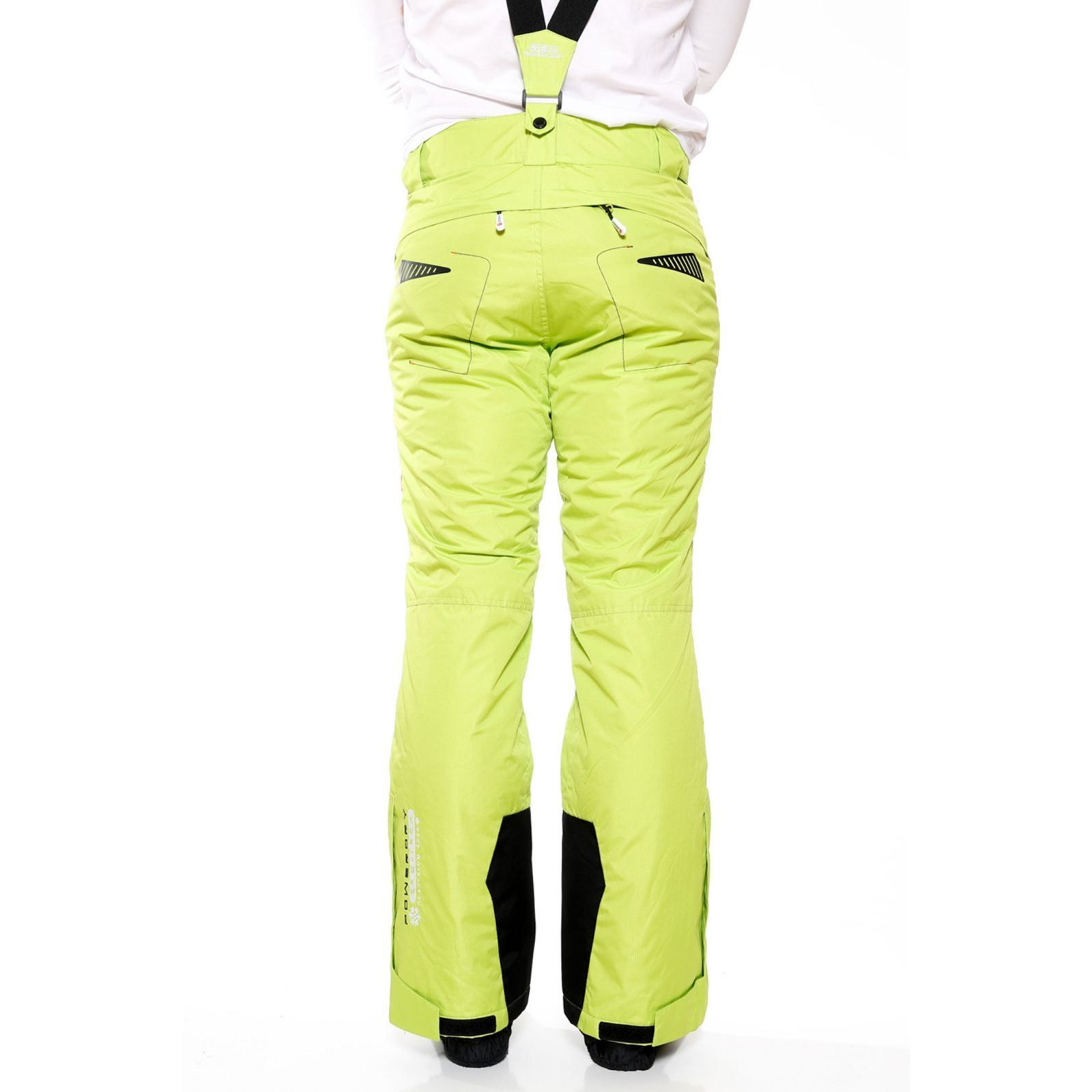 geographical norway walkman pantalon de ski vert. Black Bedroom Furniture Sets. Home Design Ideas