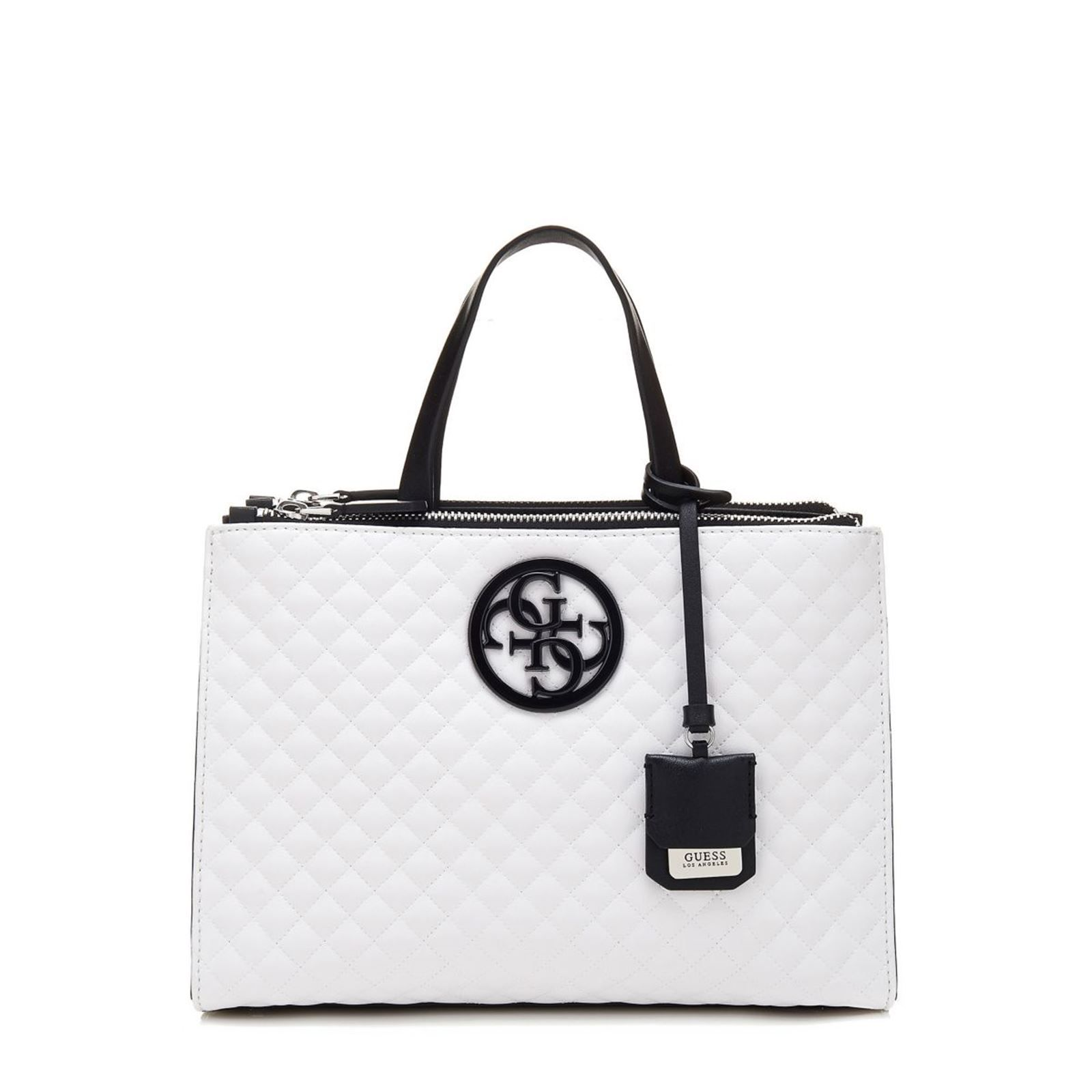 26b31af59c05a Guess G Luxe - Sac cabas - blanc   BrandAlley