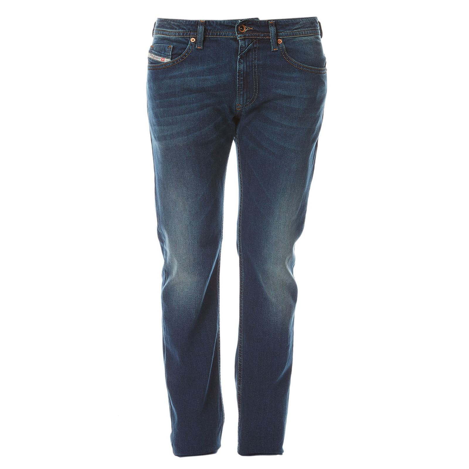 Diesel Thommer - Jean slim - denim bleu