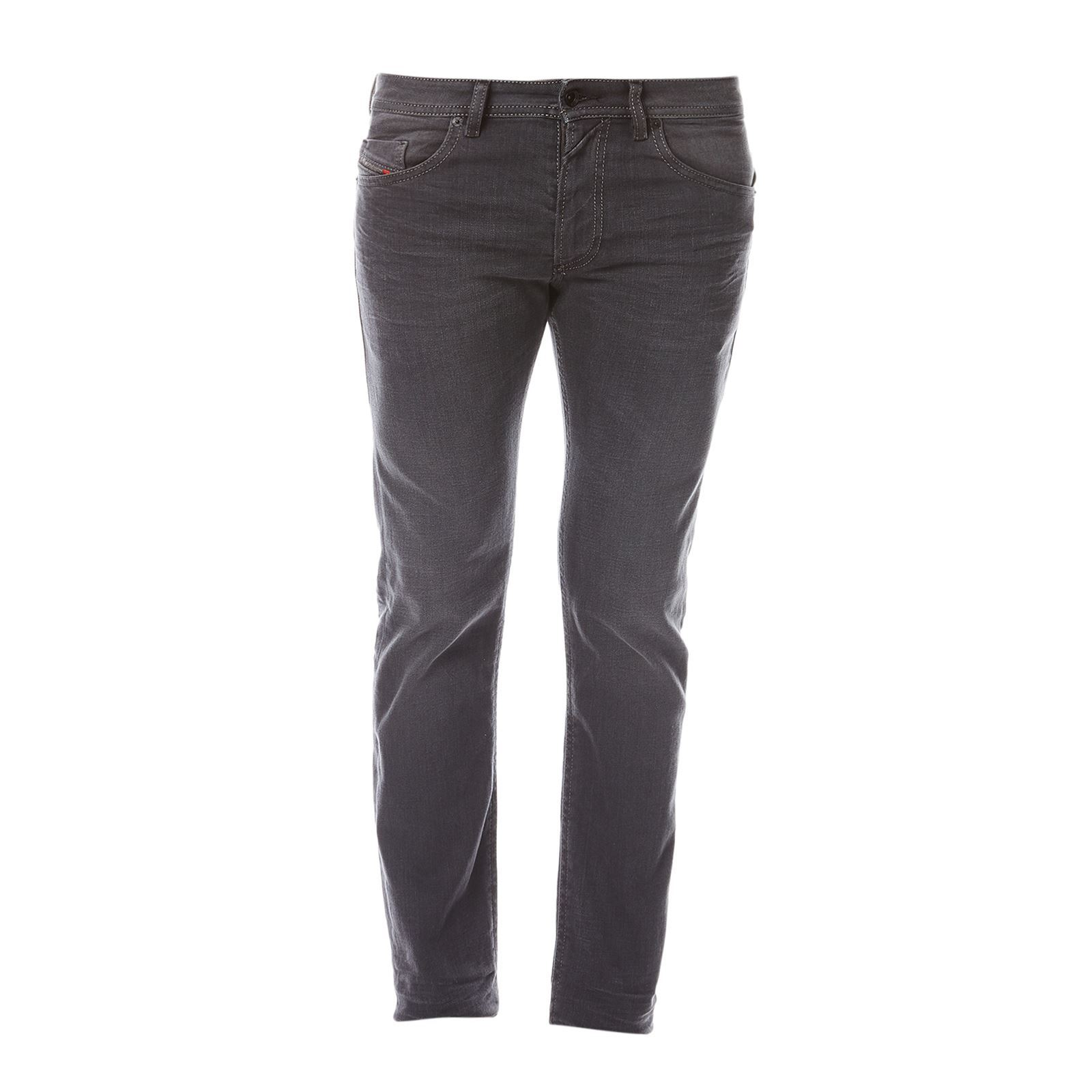 Diesel Thommer - Jean slim - denim noir