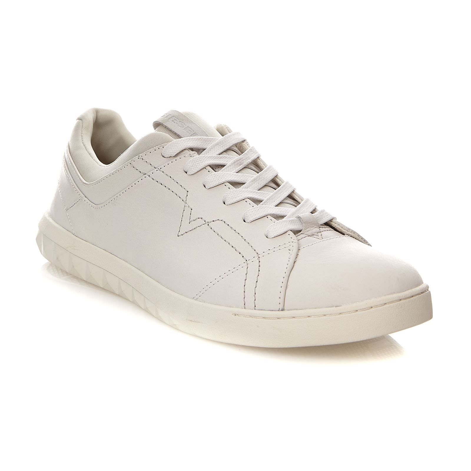Diesel S-Studdzy lace - Sneakers - blanc