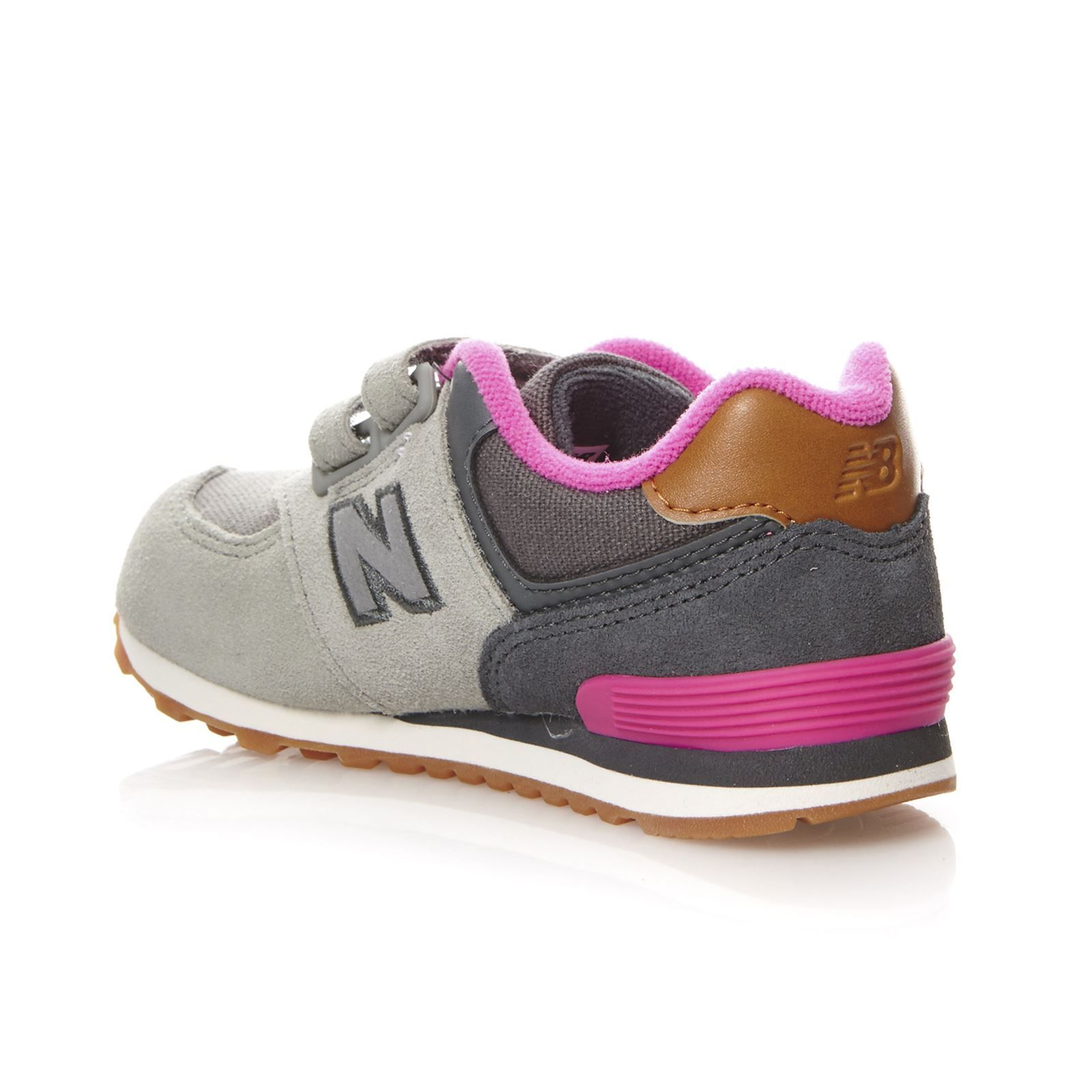 new balance kv574 turnschuhe sneakers grau brandalley. Black Bedroom Furniture Sets. Home Design Ideas