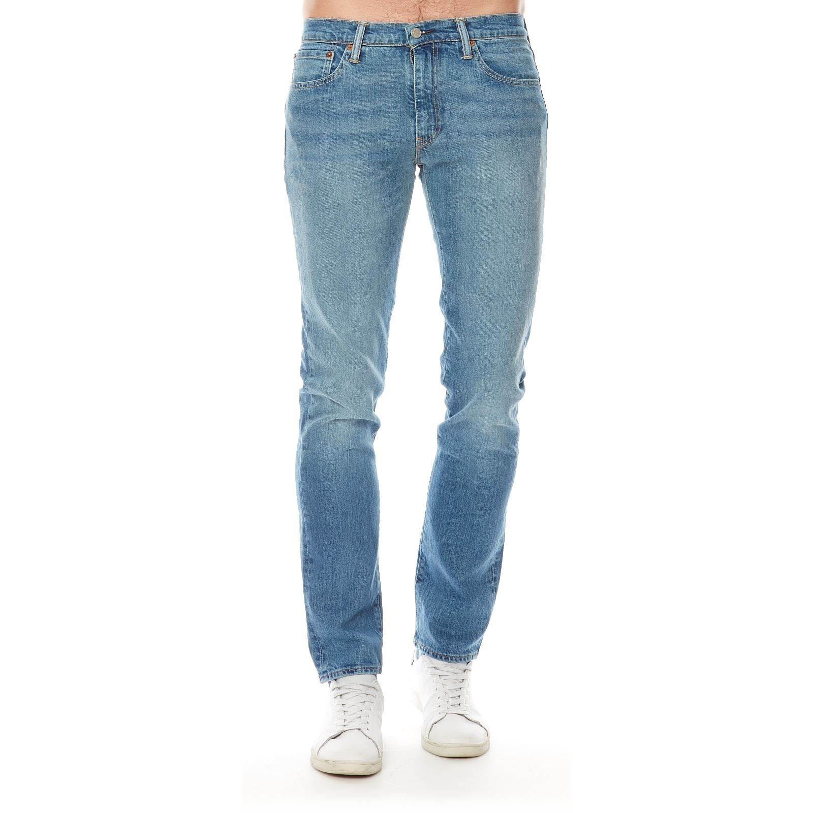 Levis 511 Slim Fit  Jean Slim  Denim Bleu