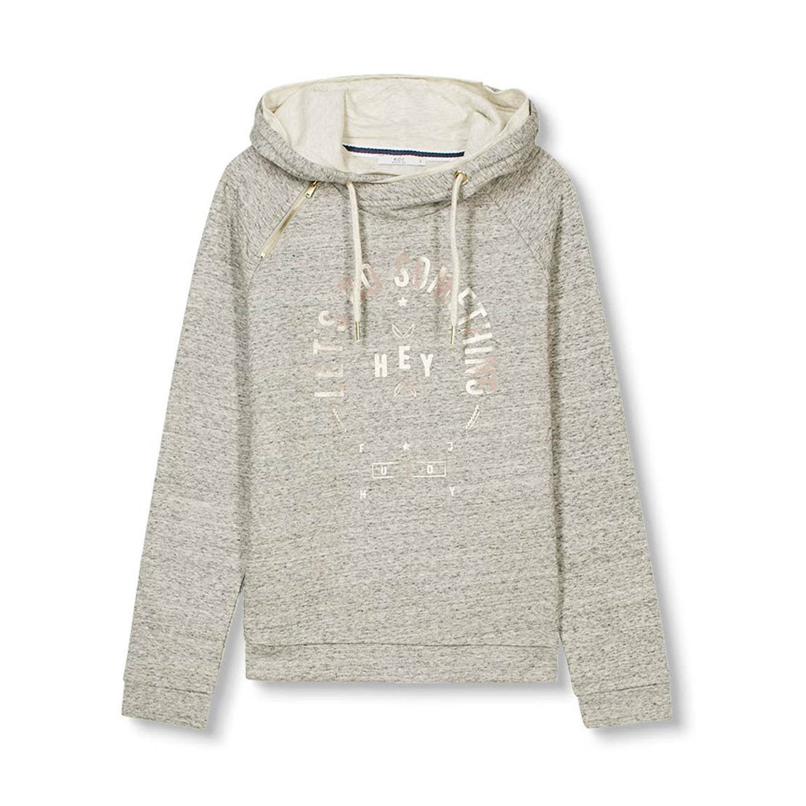 EDC By Esprit Sweat à capuche - pastel
