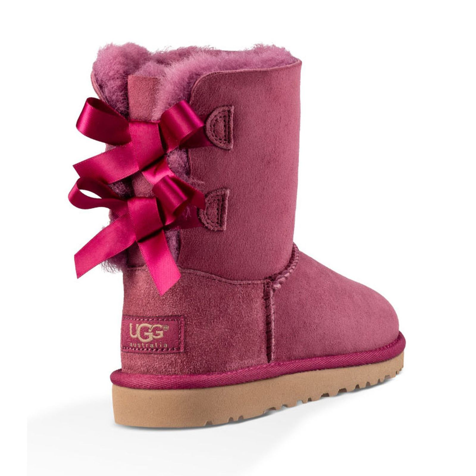 ugg rose noeud