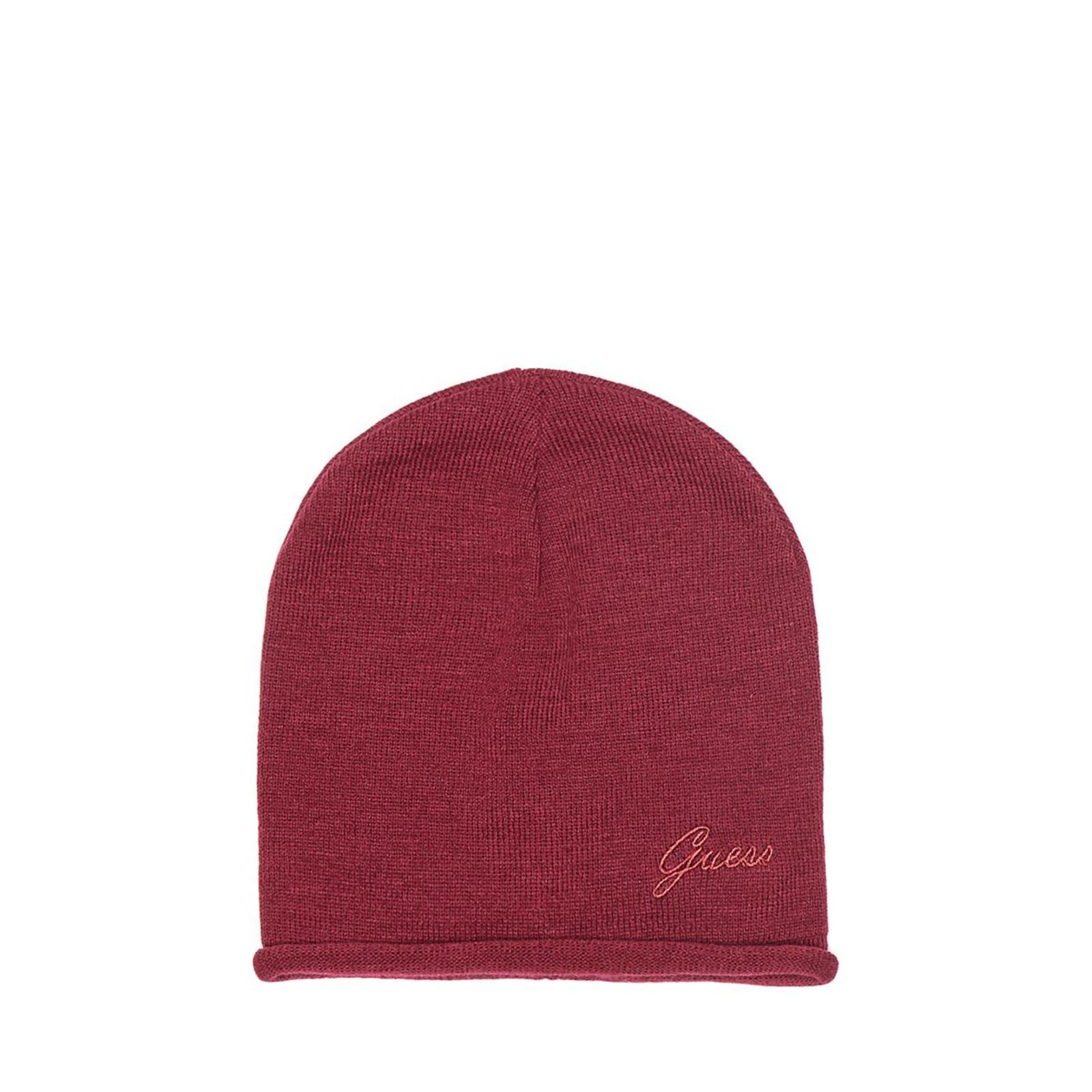 Guess Bonnet - rouge