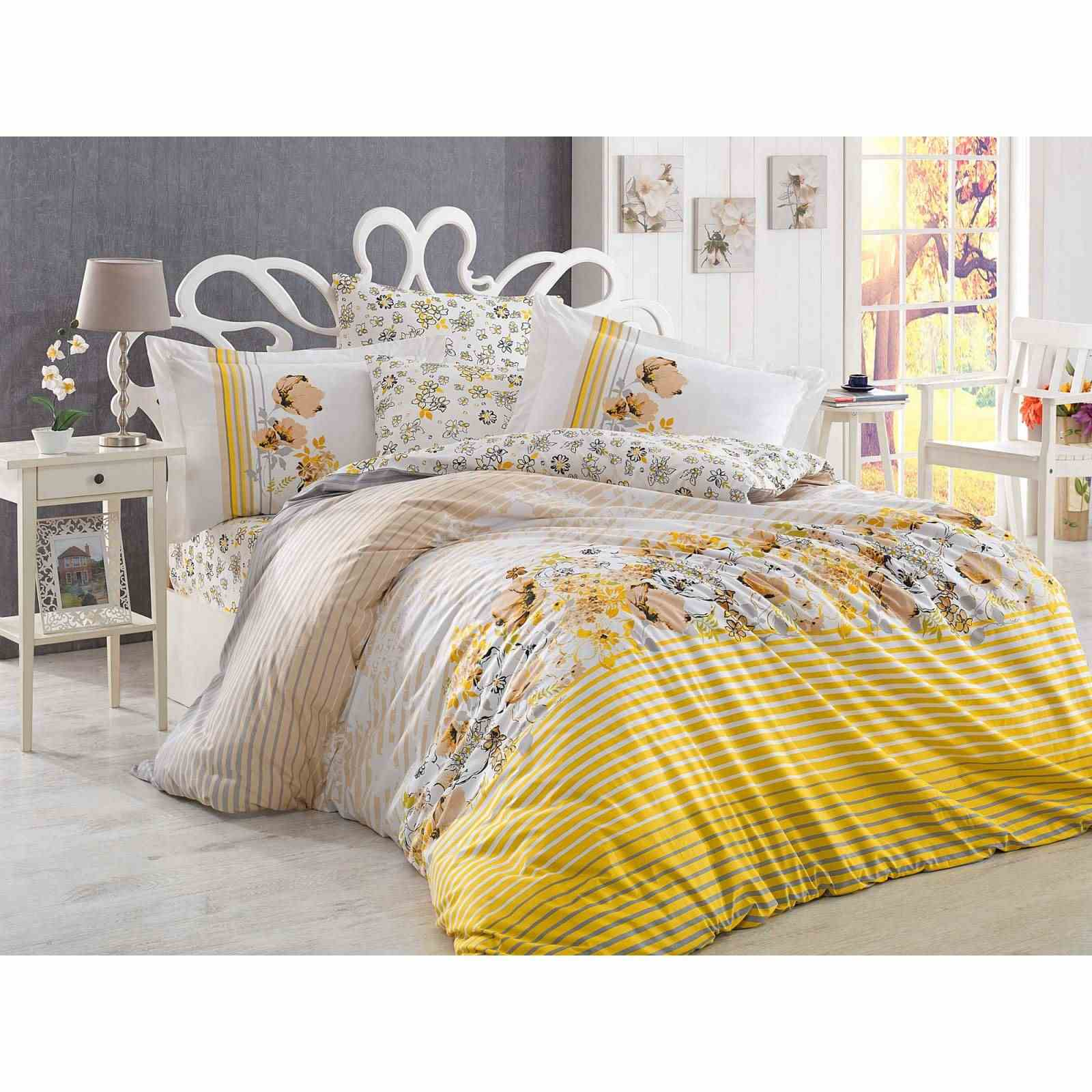 hobby parure de lit jaune brandalley. Black Bedroom Furniture Sets. Home Design Ideas