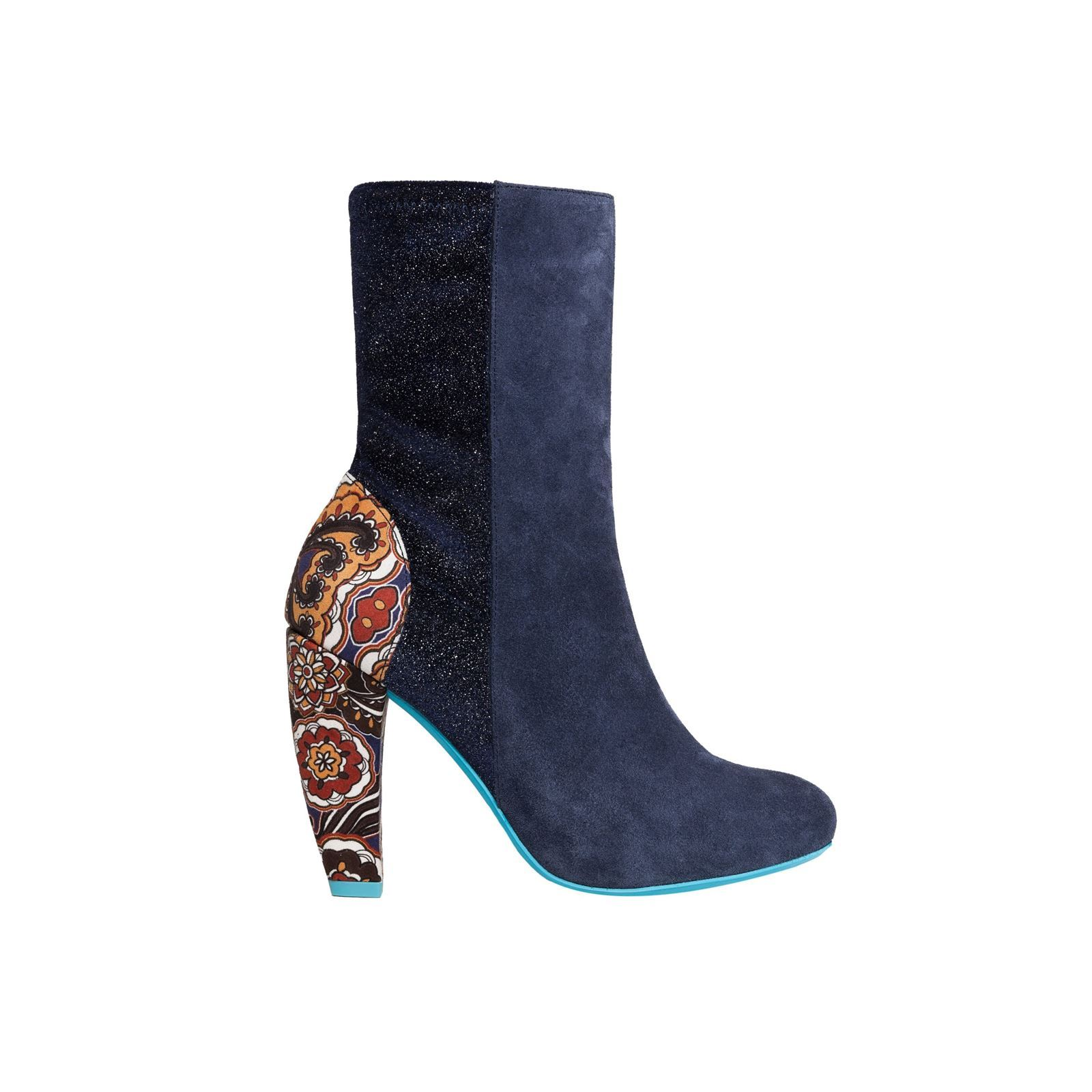 Desigual Bottines - multicolore
