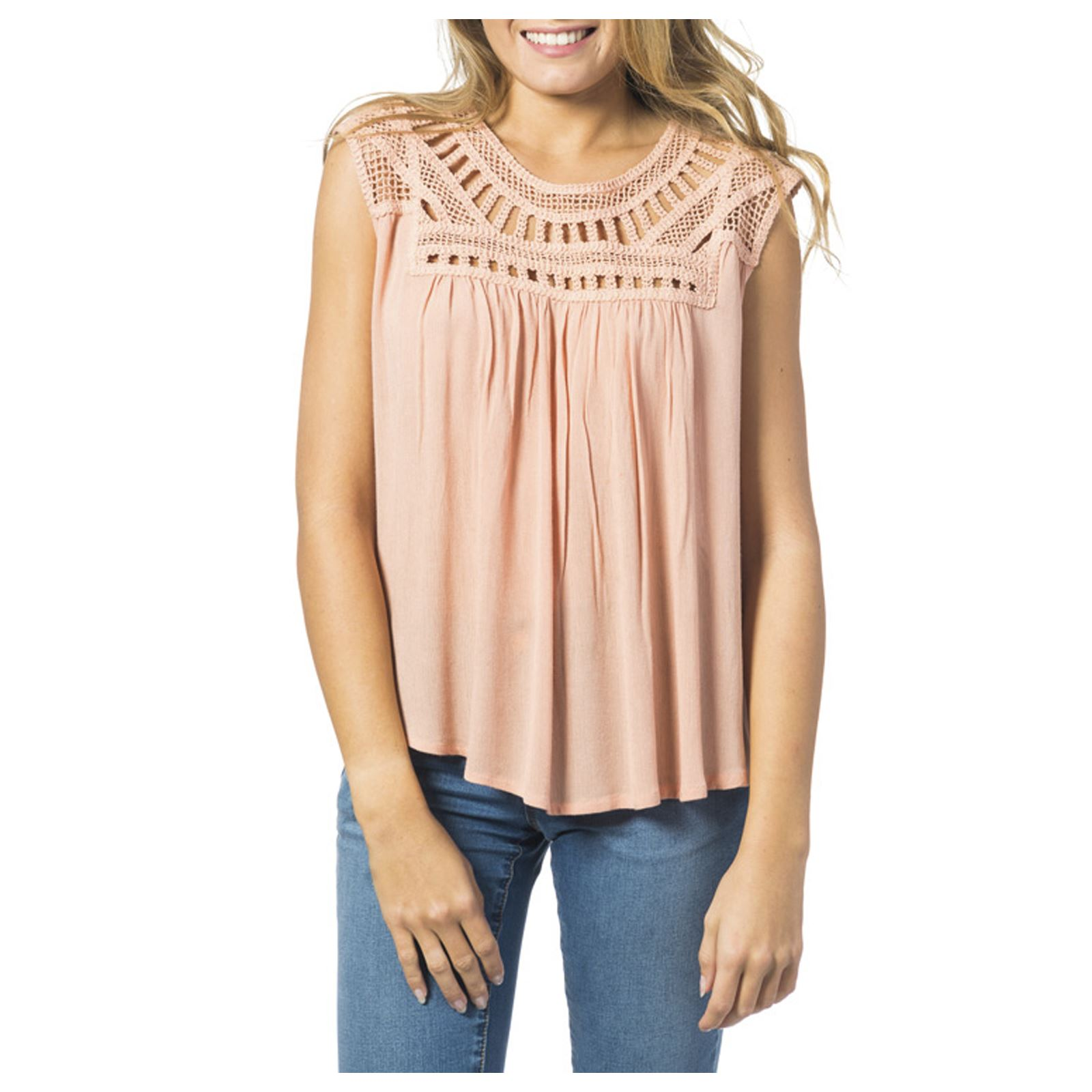 Rip Curl Top - rose clair