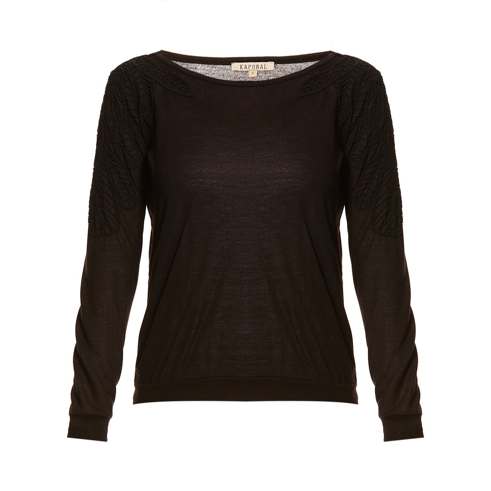 Kaporal Twen - Sweat-shirt - noir