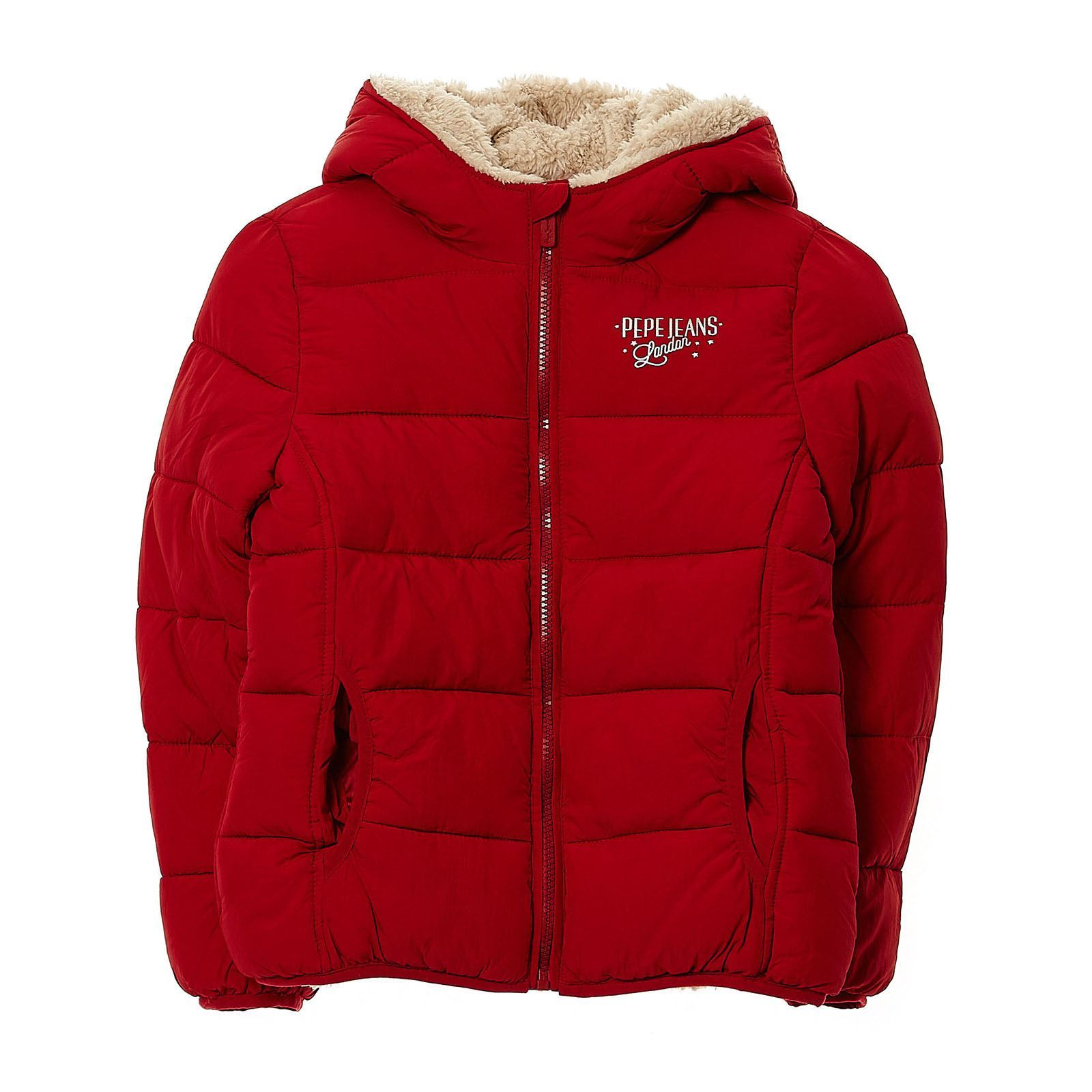 Pepe Jeans London Jane - Doudoune - rouge