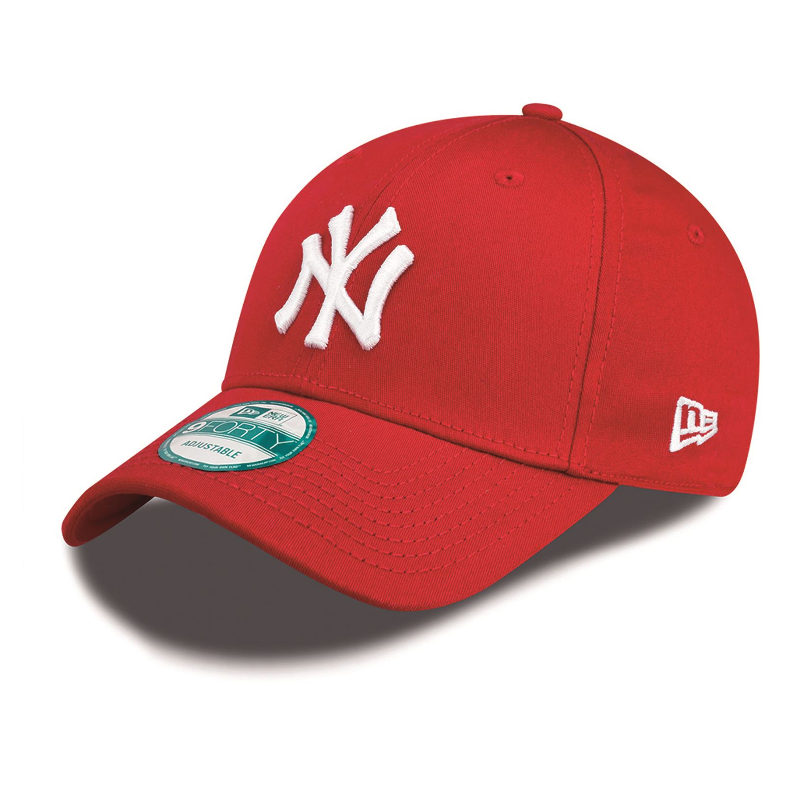 new era new york yankees casquette rouge brandalley. Black Bedroom Furniture Sets. Home Design Ideas
