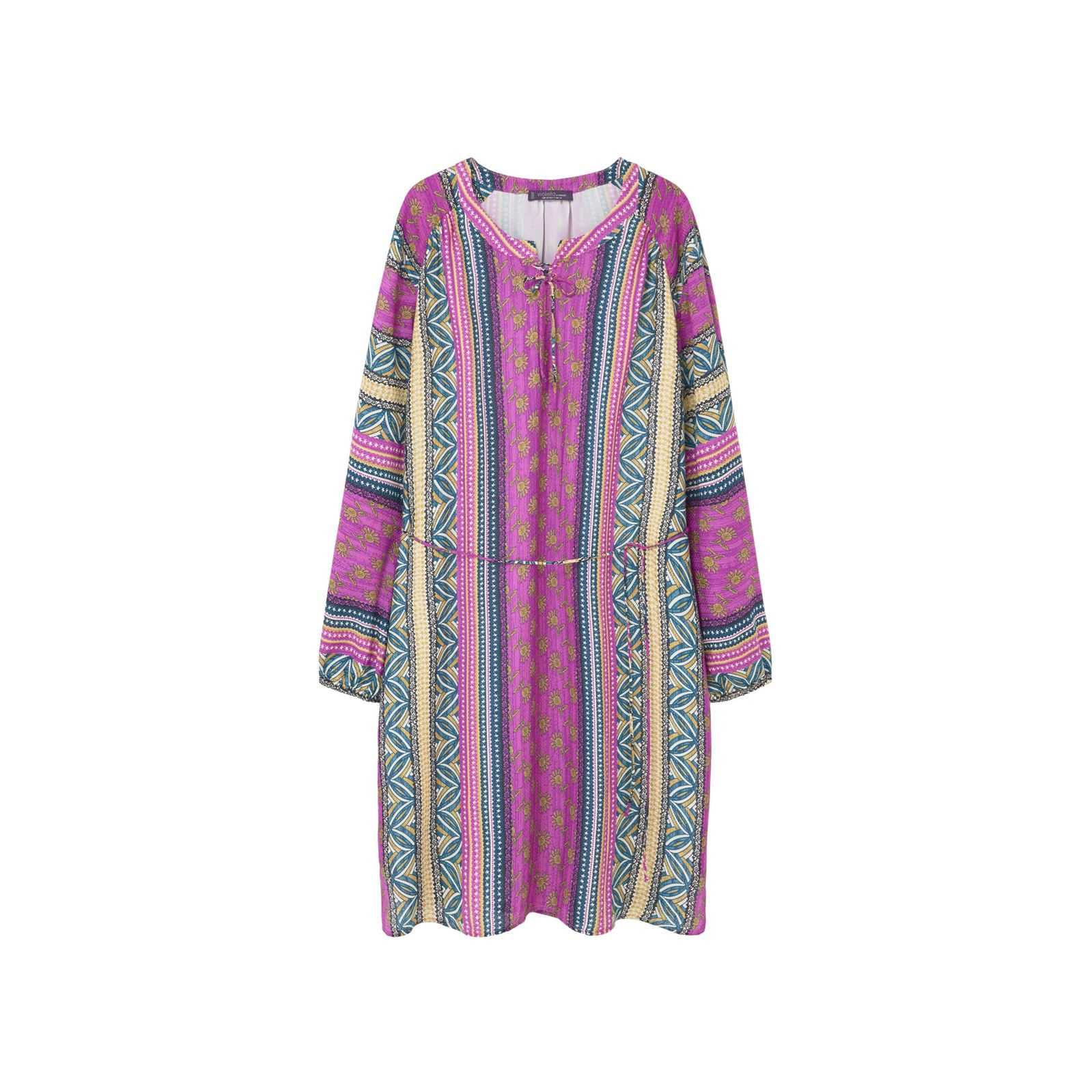 Violeta by Mango Robe courte - rose