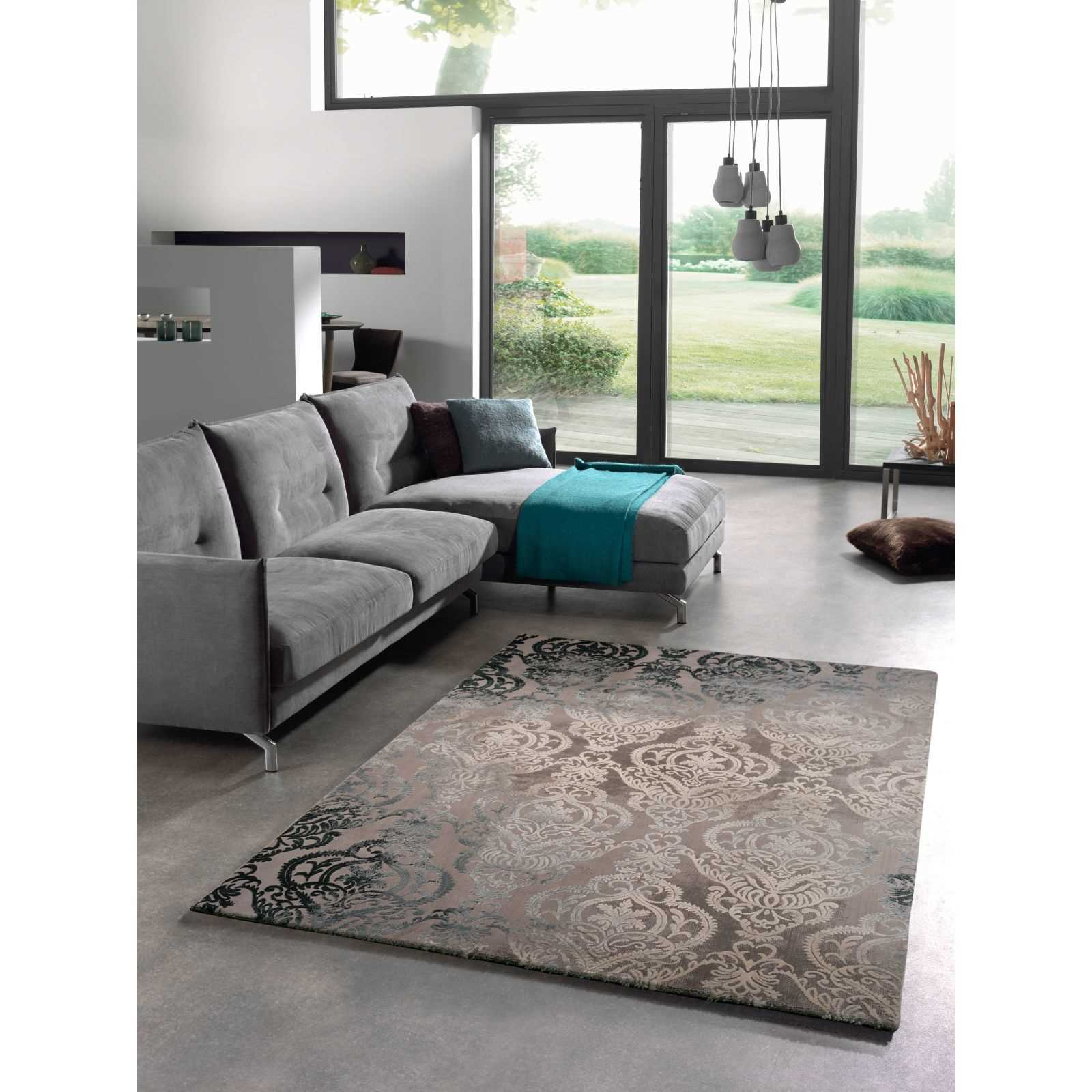 nazar scandinave tapis taupe brandalley. Black Bedroom Furniture Sets. Home Design Ideas