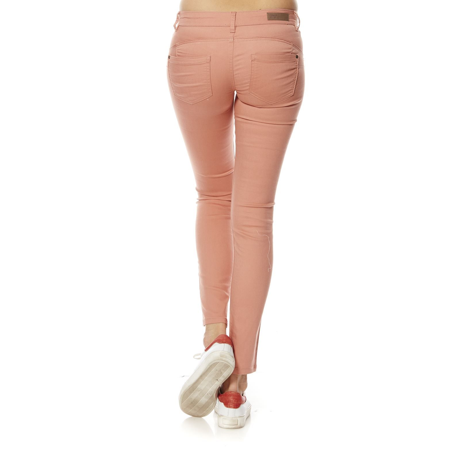 Only chino hose rosa