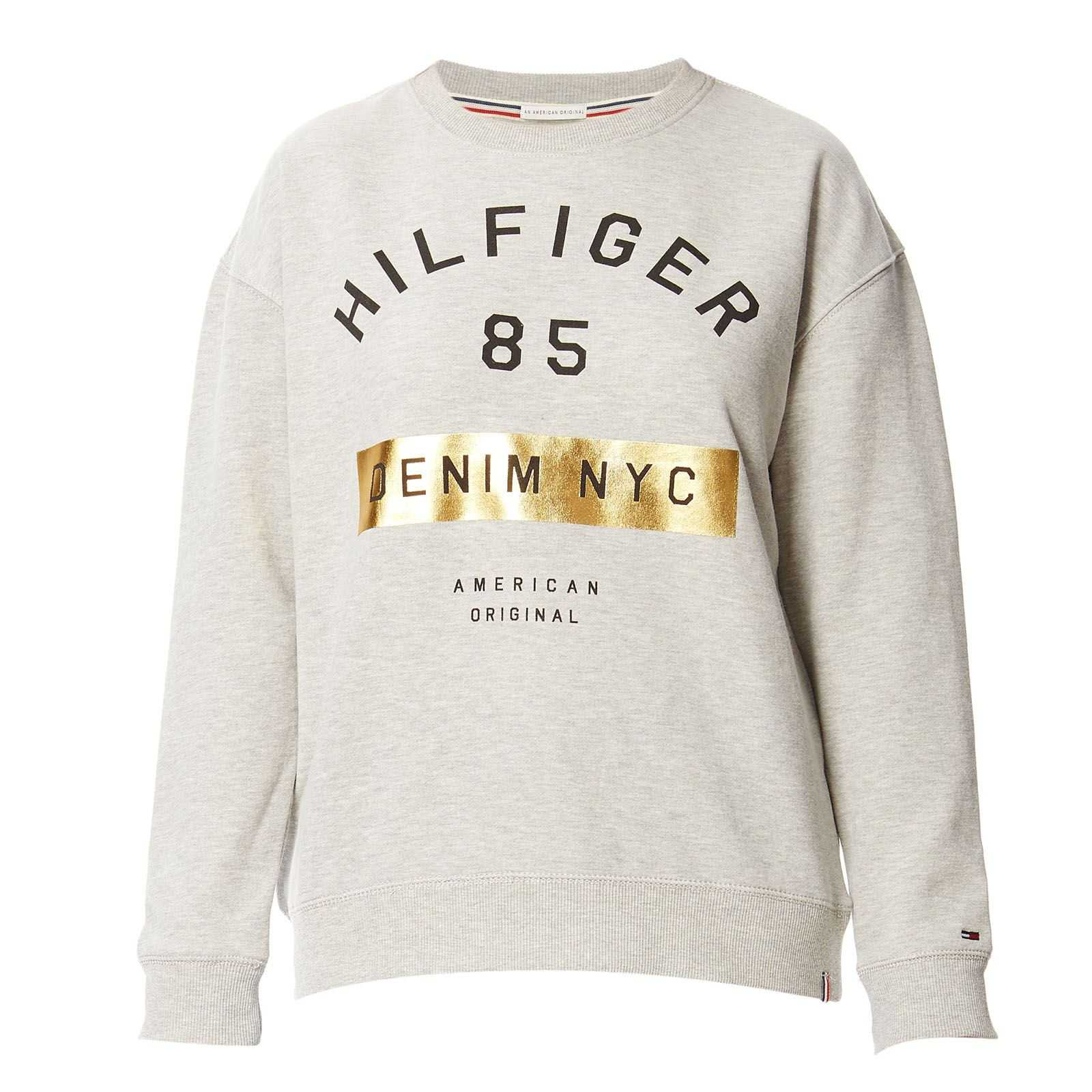 Hilfiger Denim Sweat-shirt - gris