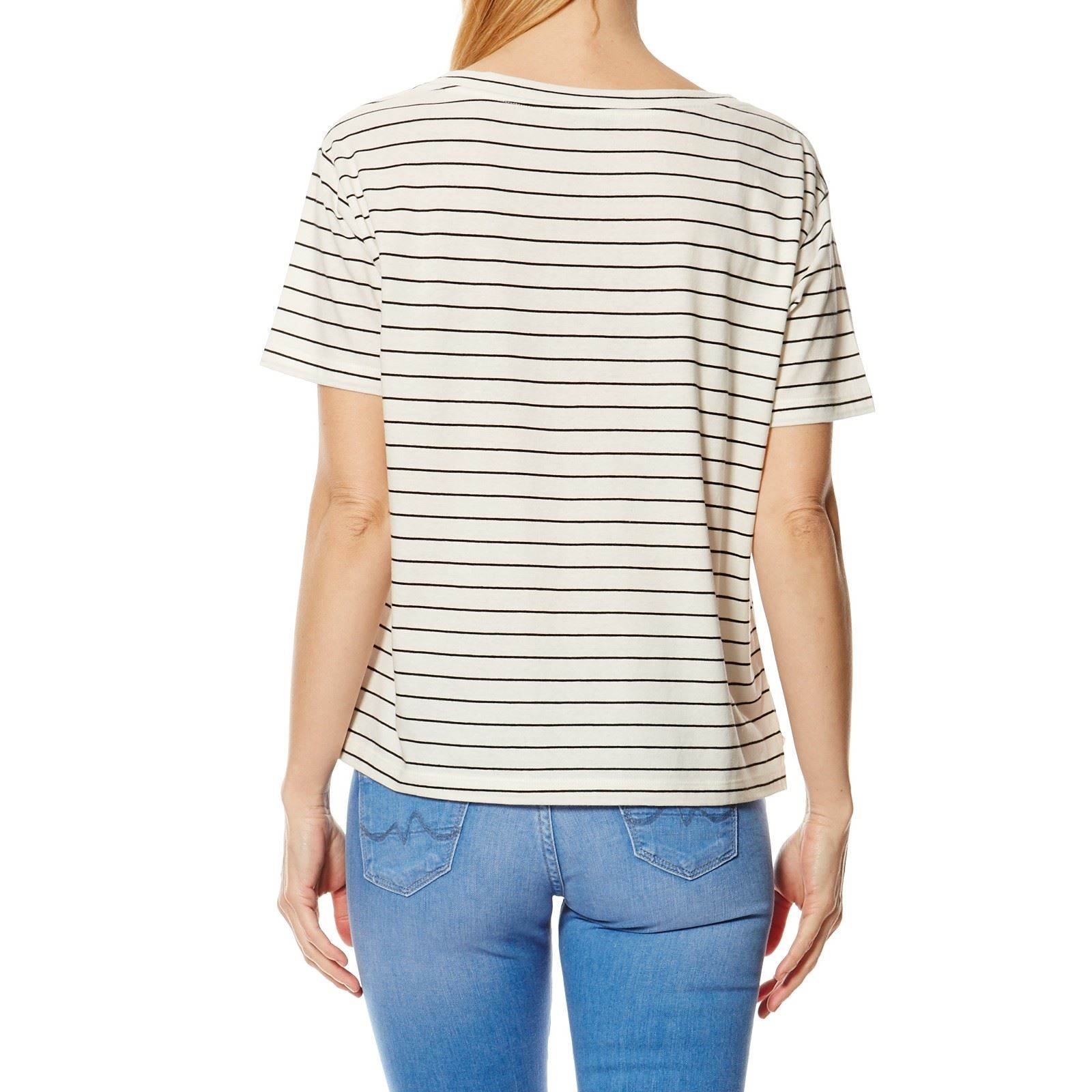 Blanc Shirt Brandalley Joe amp  T Sister Courtes Manches Paul 70RqnIw 1e5793399645