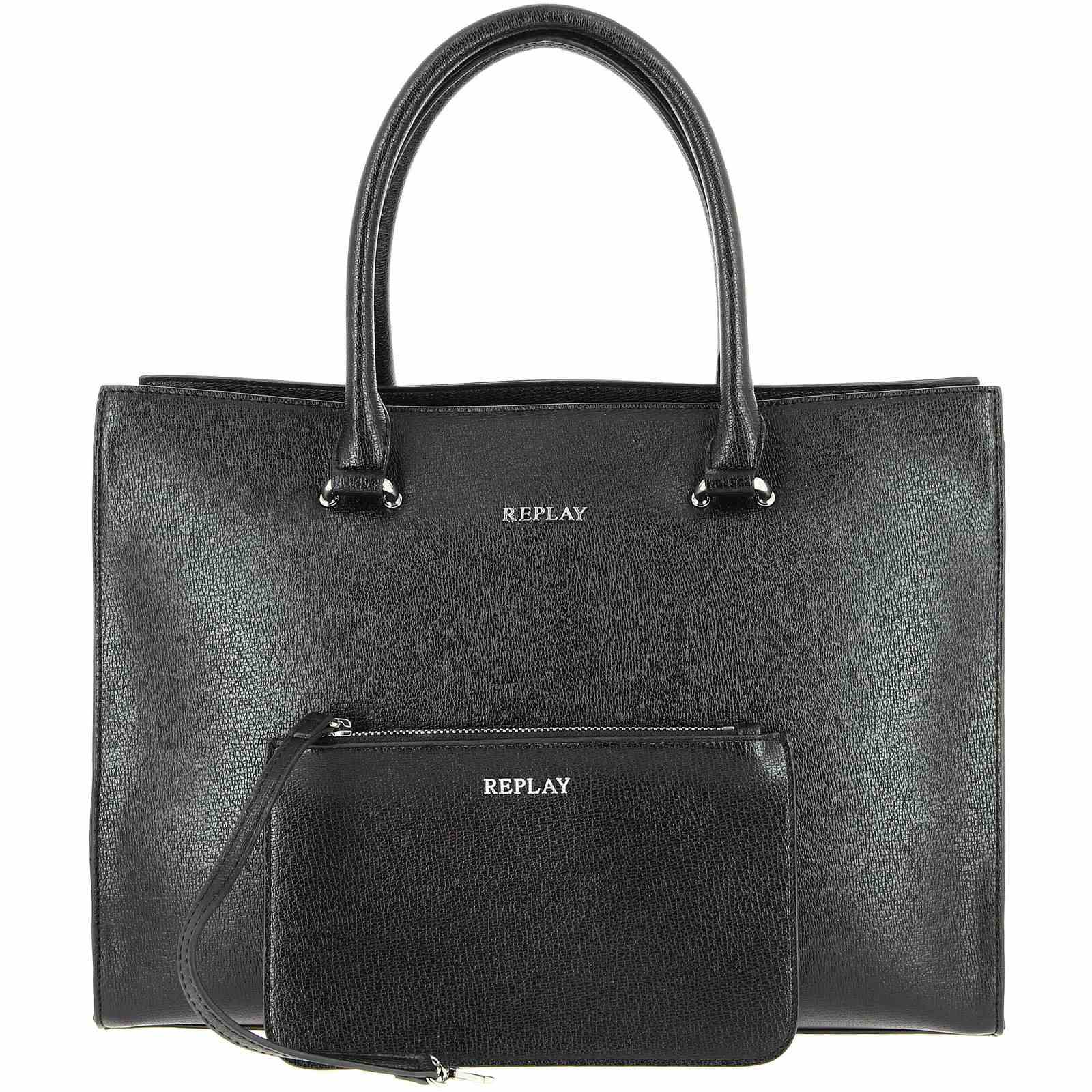 Replay Sac cabas - noir