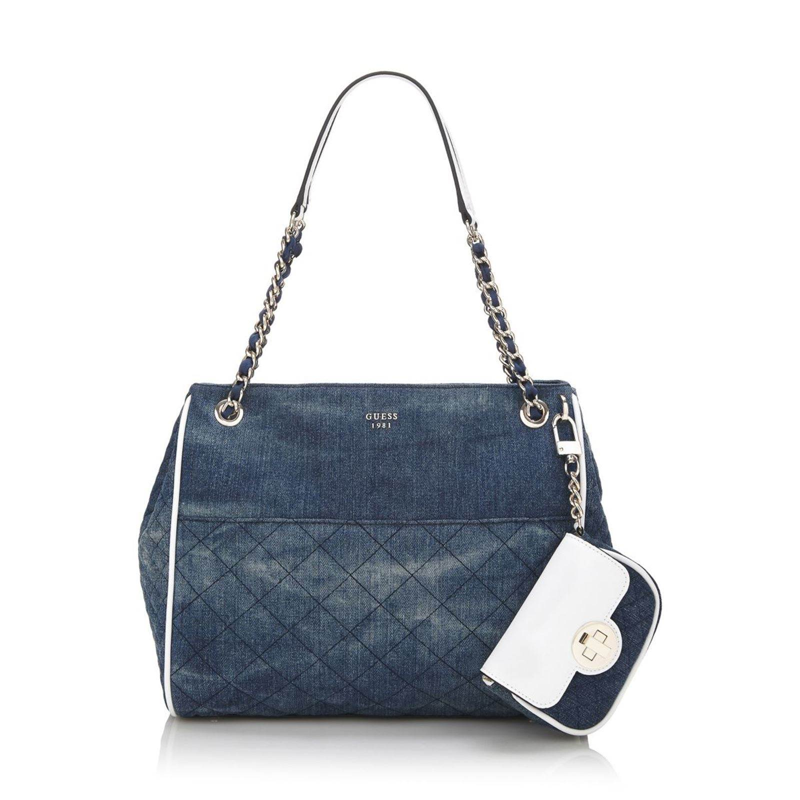 Guess Sac à main - bleu
