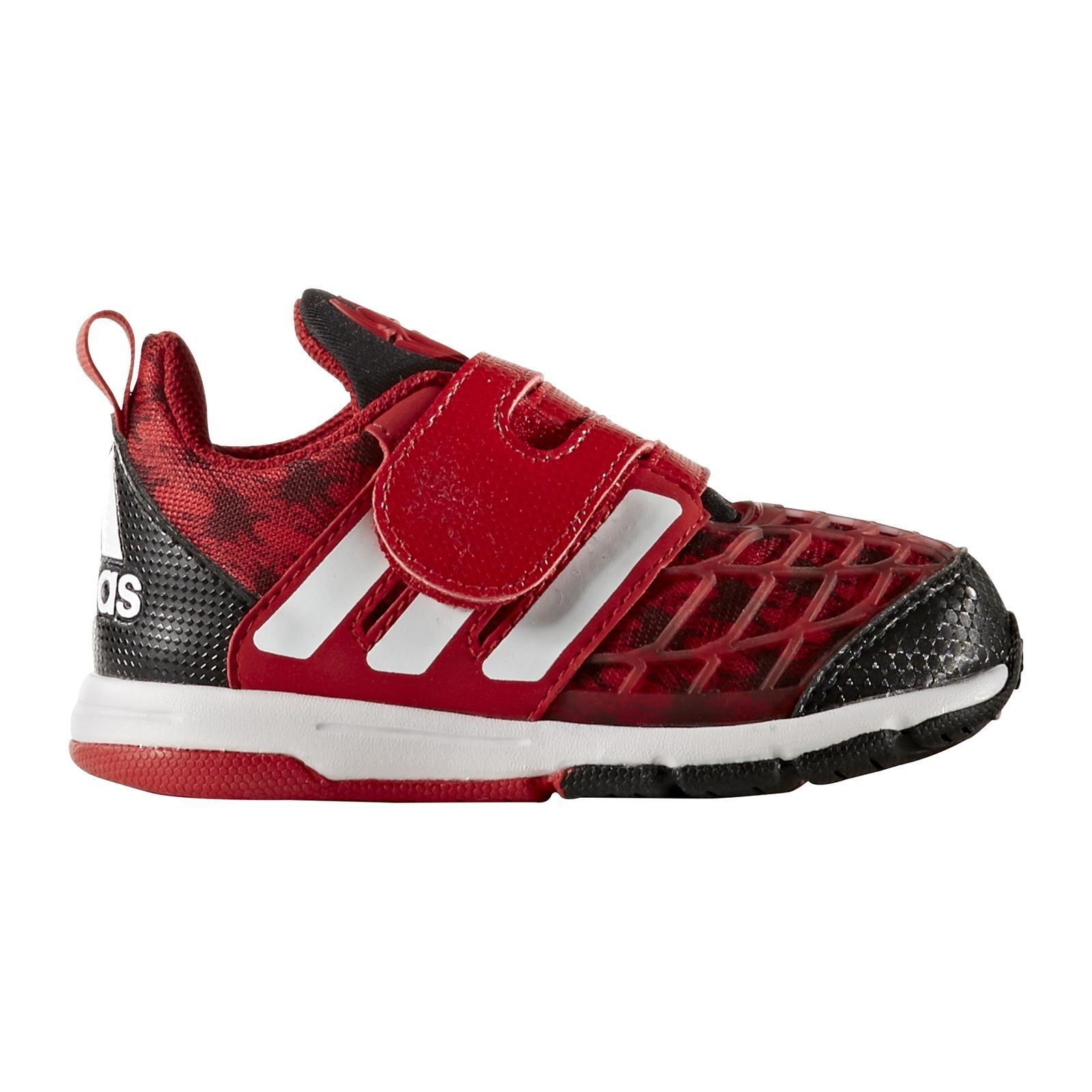 Adidas performance marvel spider man zapatillas rojo - Zapatillas casa marvel ...