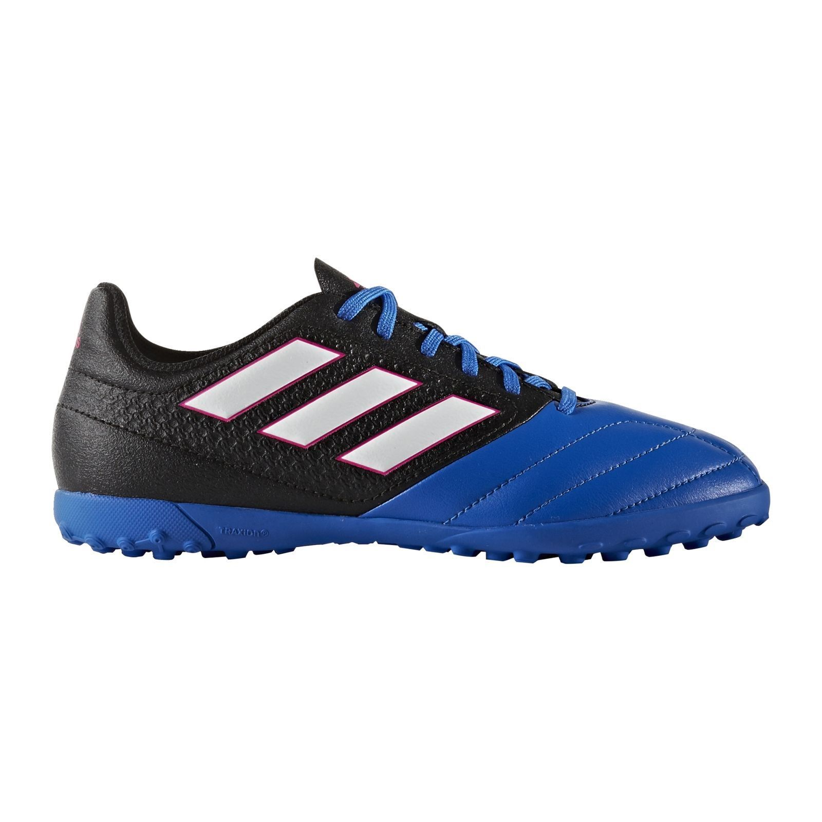 low priced 51e7a 478c2 adidas Performance Ace 17.4 TF J - Chaussures de football - bleu classique