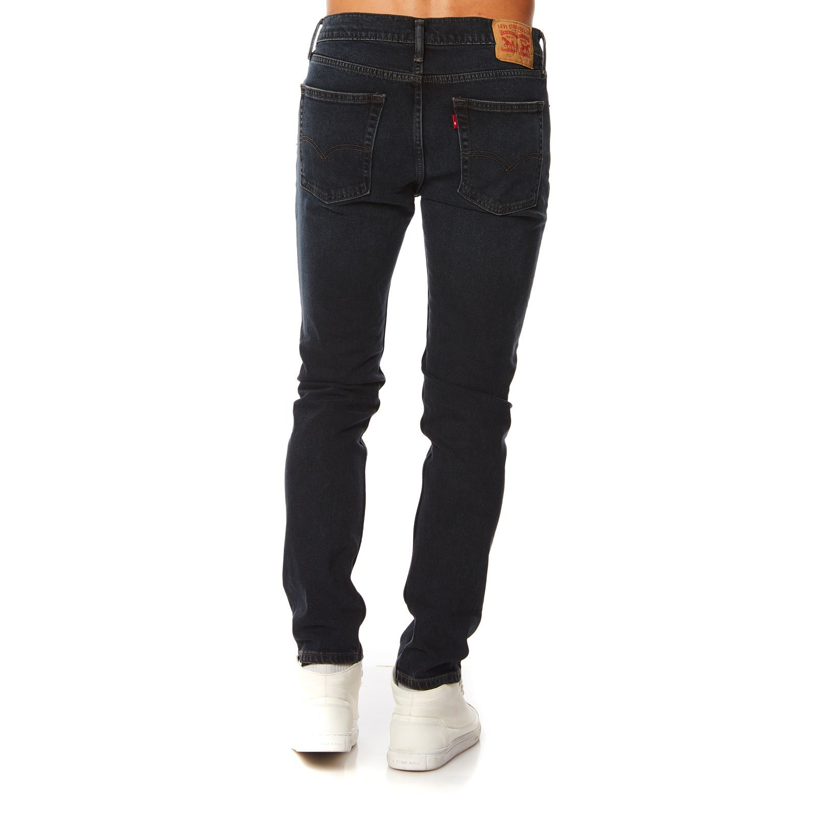 levi 39 s 510 skinny fit jeans skinny jeansblau brandalley. Black Bedroom Furniture Sets. Home Design Ideas