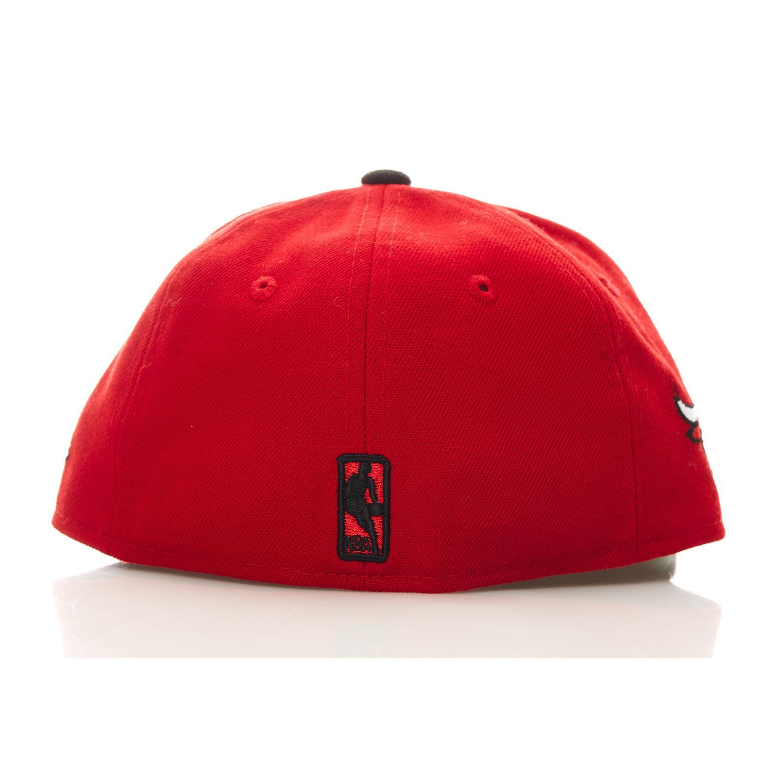 new era chicago bulls casquette rouge brandalley. Black Bedroom Furniture Sets. Home Design Ideas